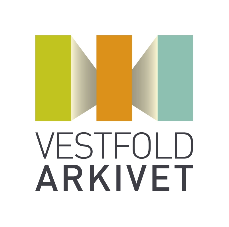 Logo for Vestfoldarkivet