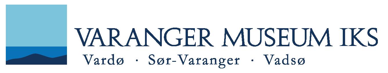 Logo for Varanger museum IKS