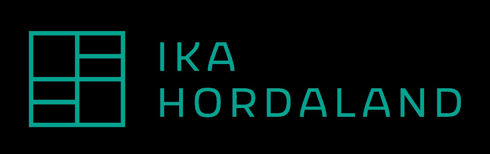 Logo for IKA Hordaland