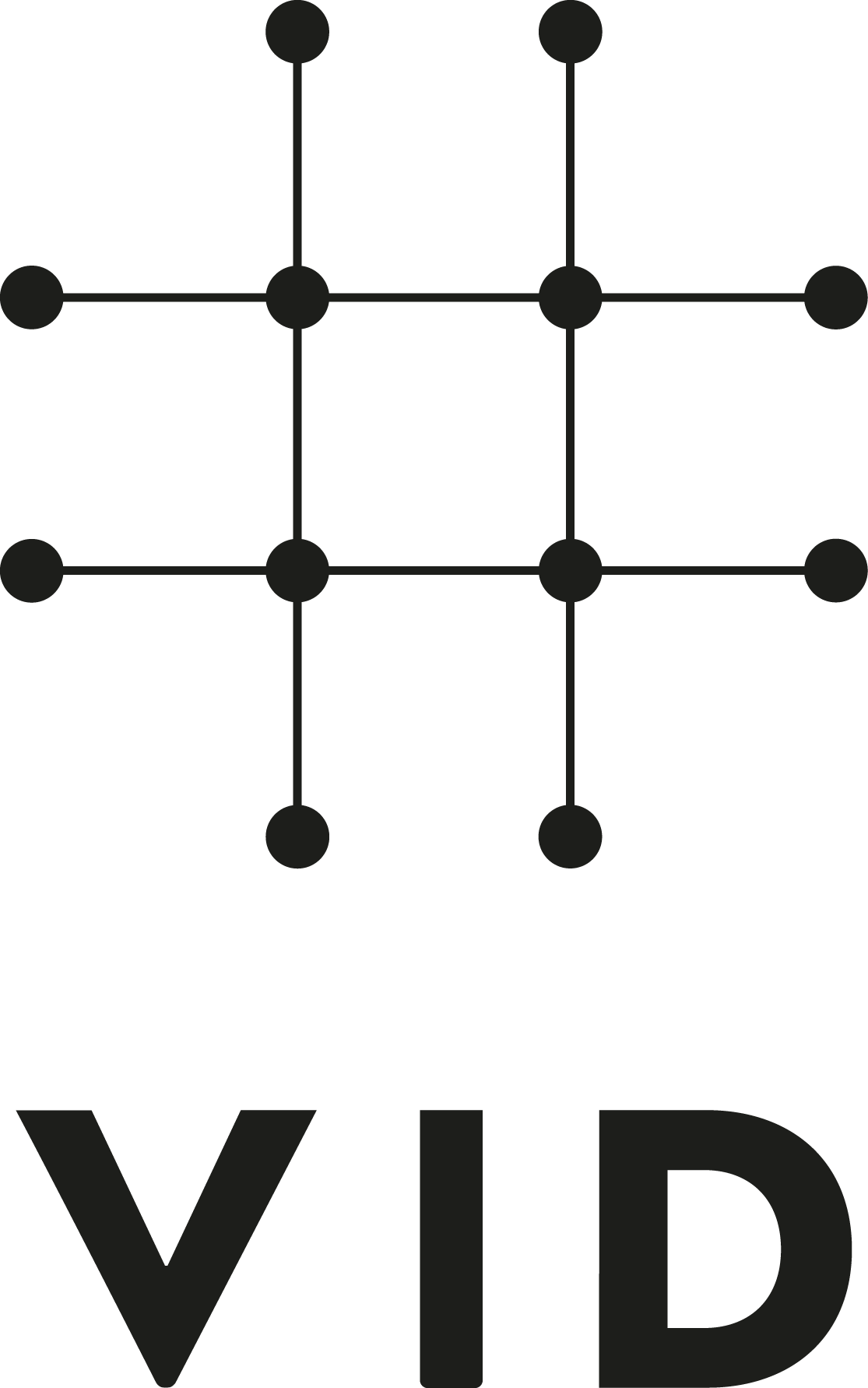 Logo for Misjons- og diakoniarkivet, VID Vitenskapelige høgskole
