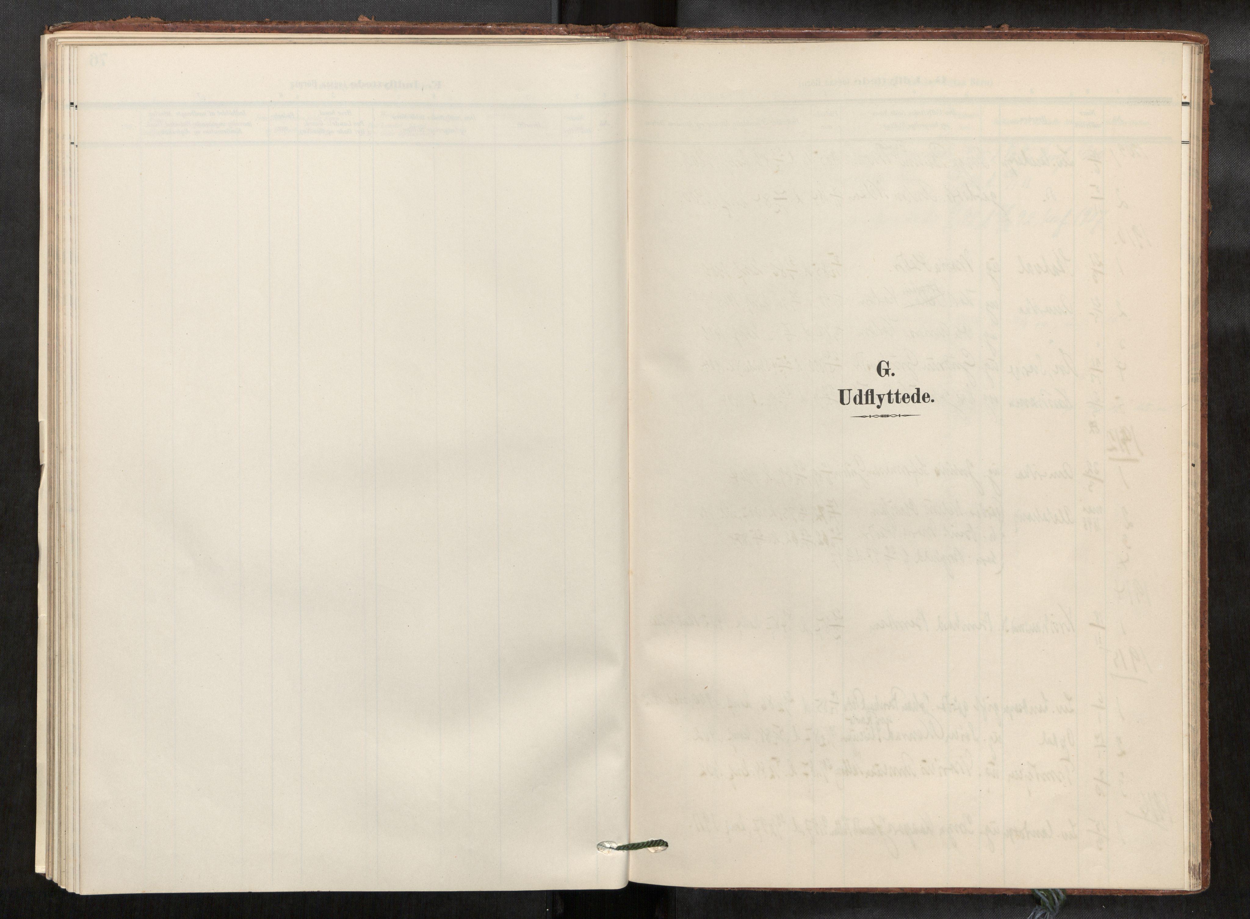 SAT, Verdal sokneprestkontor*, Parish register (official) no. 2, 1907-1921