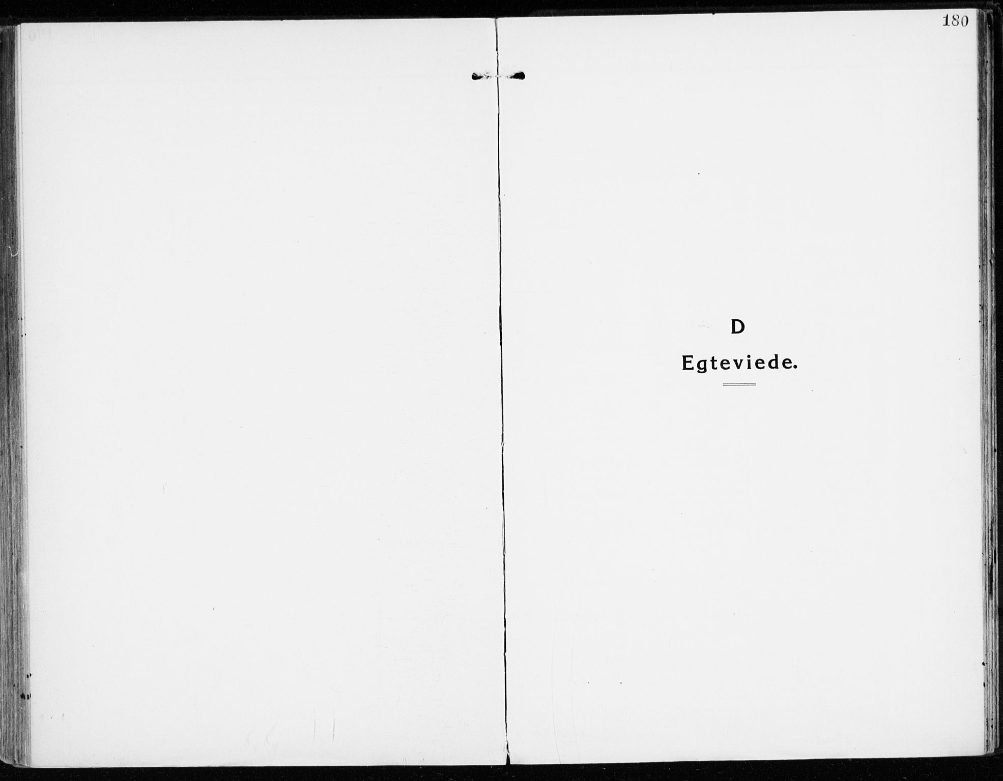 SAH, Stange prestekontor, K/L0025: Parish register (official) no. 25, 1921-1945, p. 180
