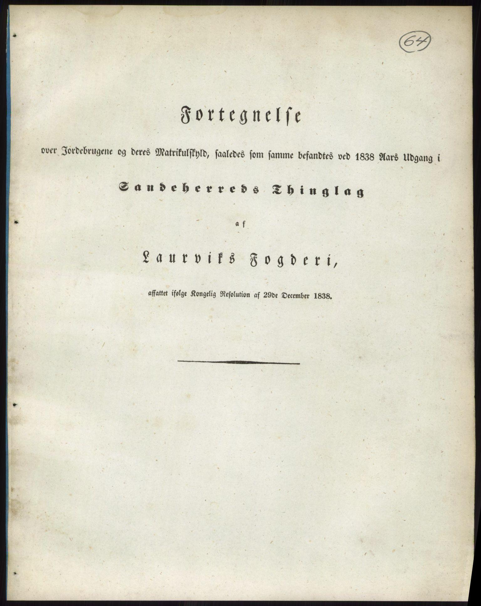PUBL, Andre publikasjoner, -/Bind 6: Jarlsberg og Larvik amt, 1838, p. 114