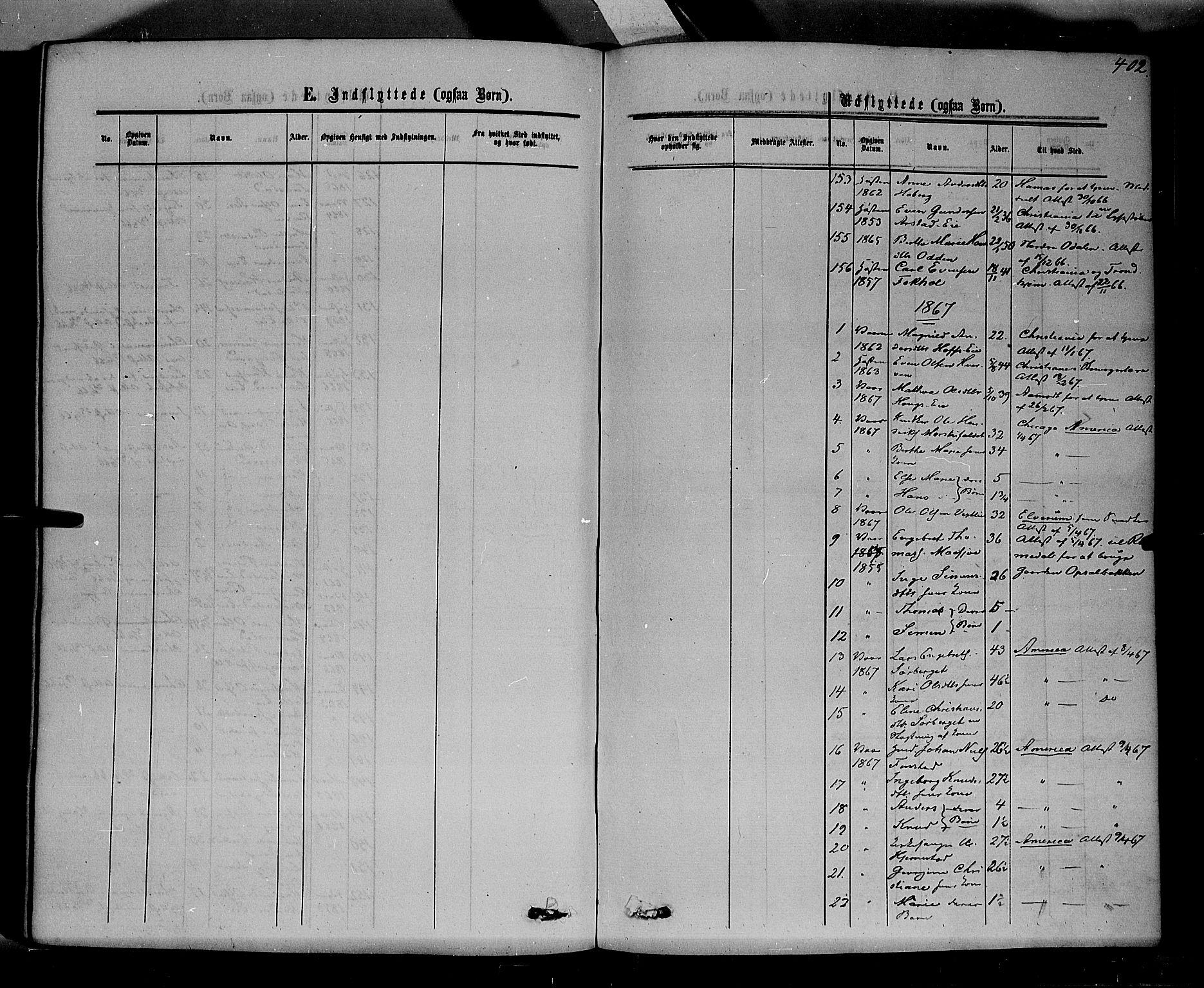SAH, Stange prestekontor, K/L0013: Parish register (official) no. 13, 1862-1879, p. 402