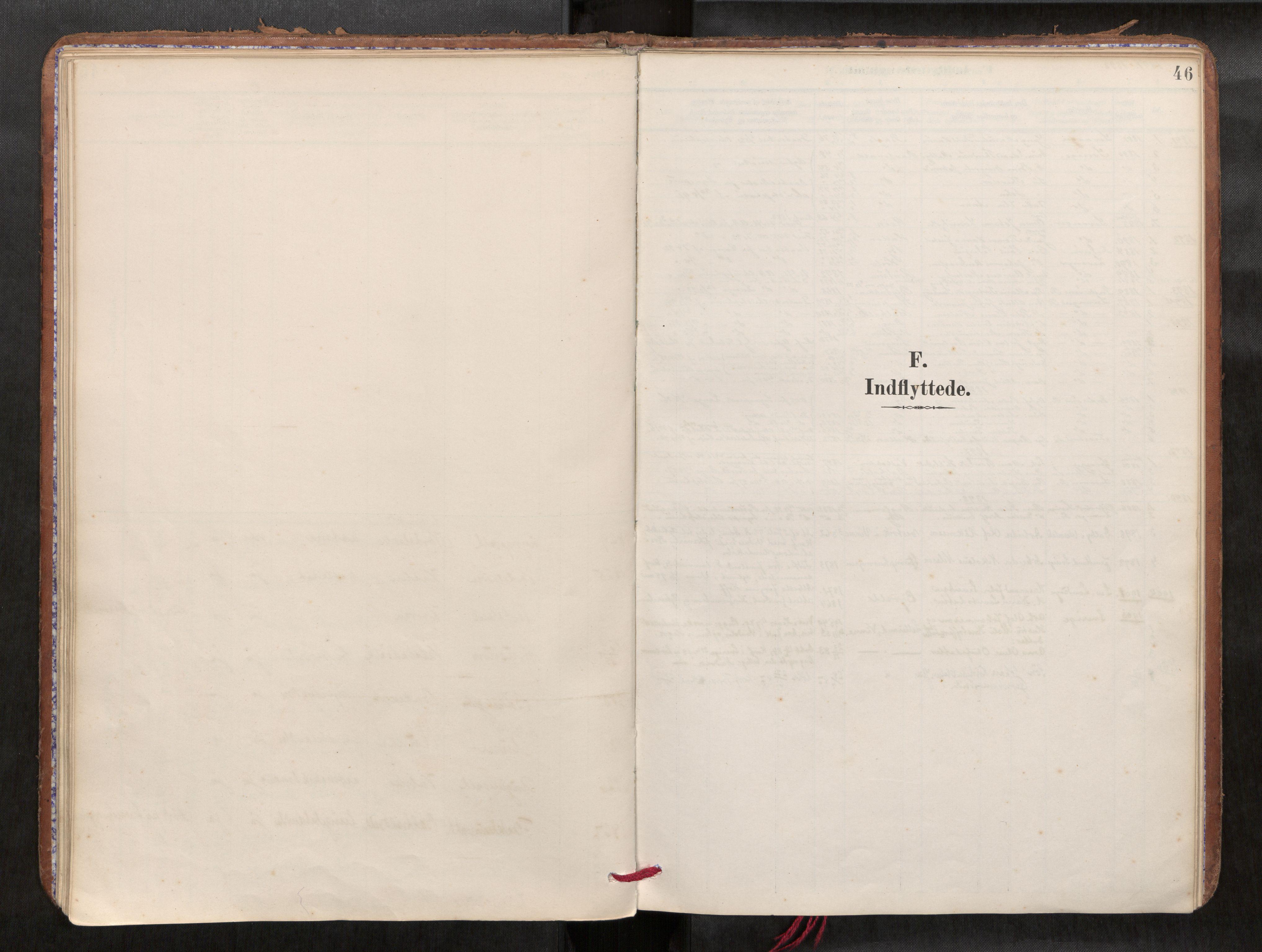 SAT, Verdal sokneprestkontor*, Parish register (official) no. 1, 1891-1907, p. 46