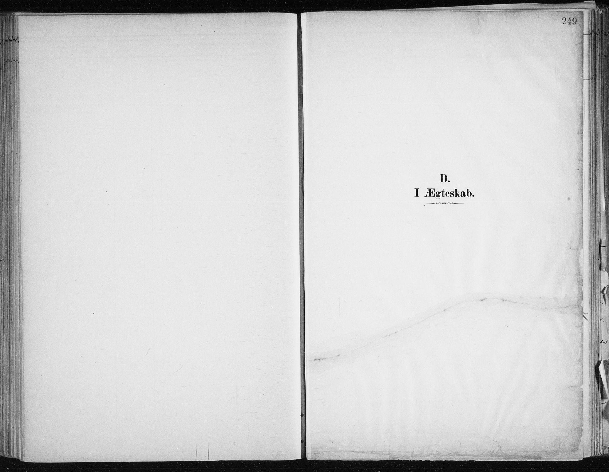 SATØ, Tromsøysund sokneprestkontor, G/Ga/L0005kirke: Parish register (official) no. 5, 1888-1896, p. 249
