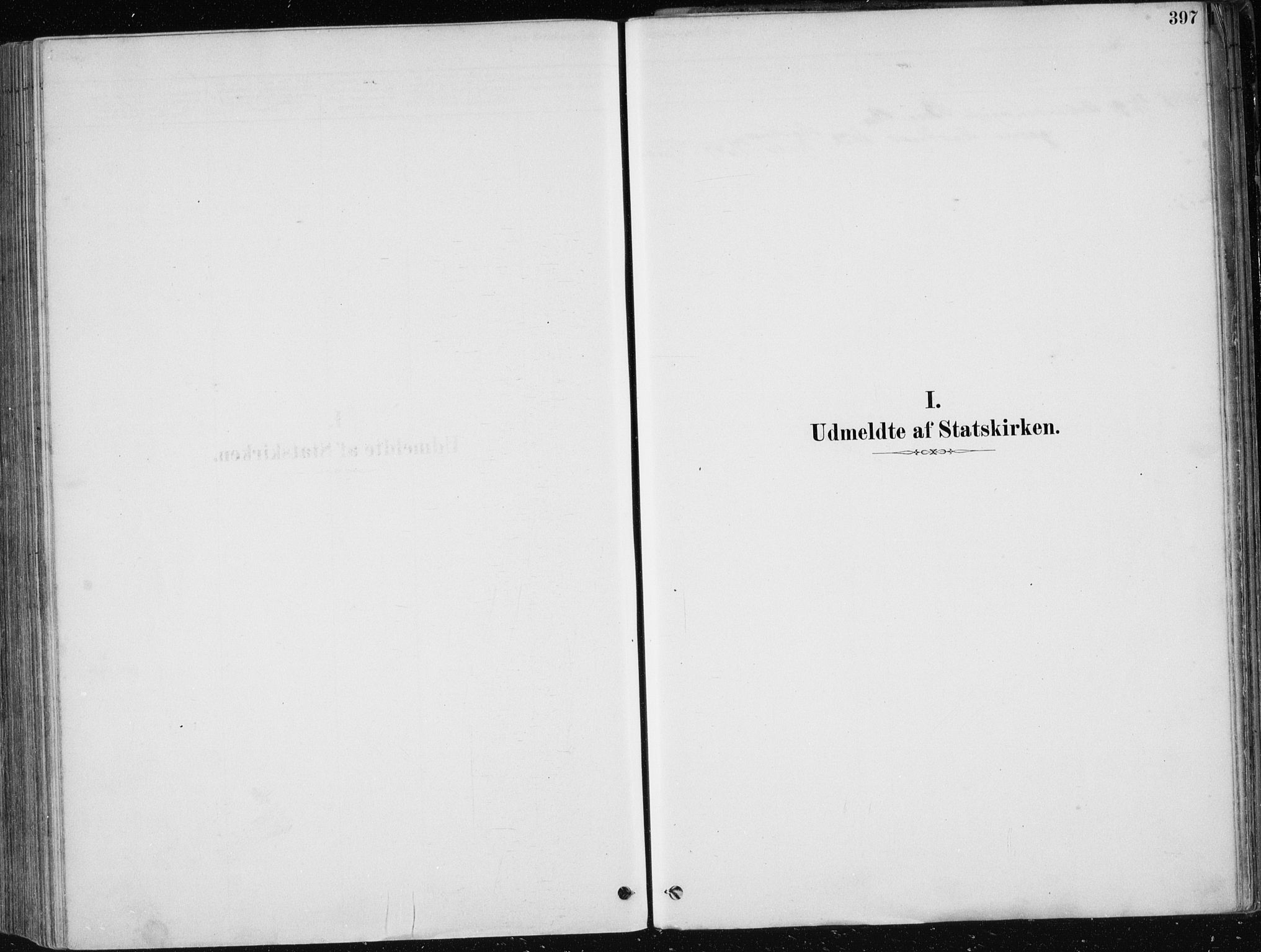 SAB, Fjell sokneprestembete, H/Haa: Parish register (official) no. A  8, 1878-1898, p. 397