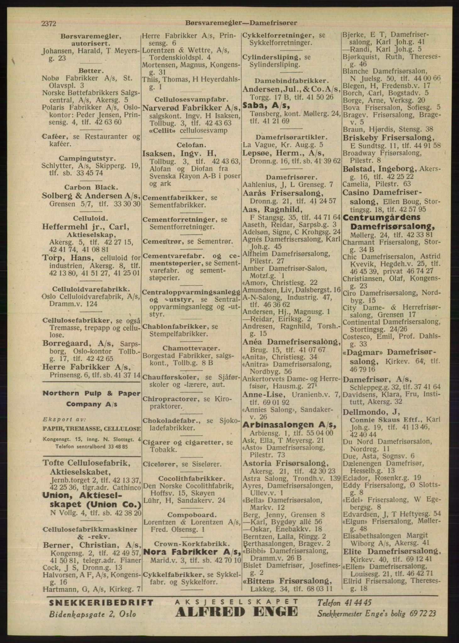 PUBL, Kristiania/Oslo adressebok, 1948, p. 2372