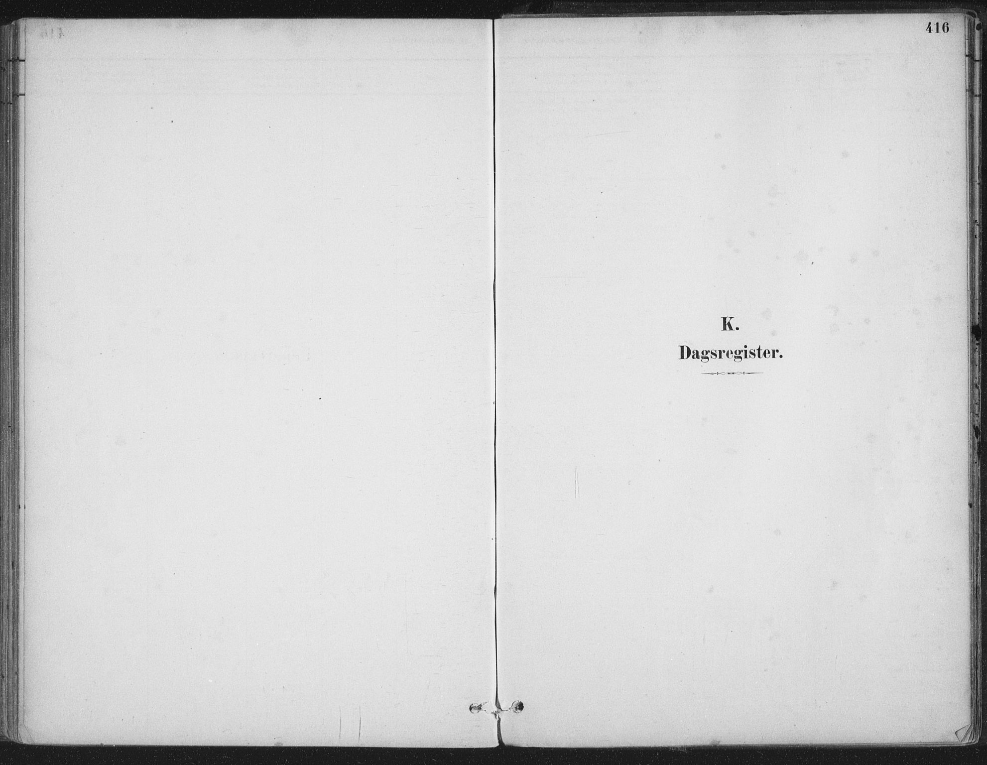 SAT, Ministerialprotokoller, klokkerbøker og fødselsregistre - Nordland, 888/L1244: Parish register (official) no. 888A10, 1880-1890, p. 416