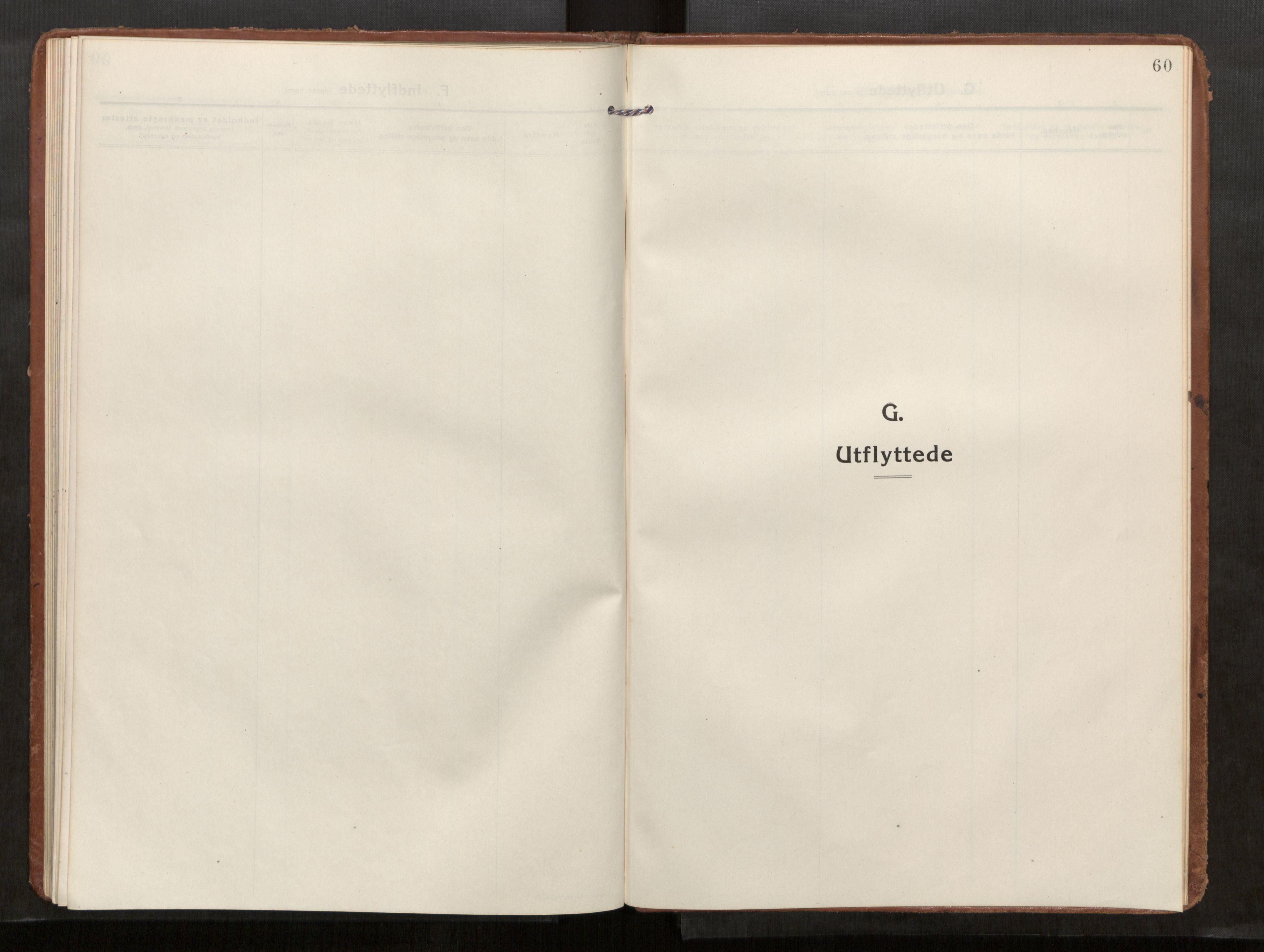 SAT, Kolvereid sokneprestkontor, H/Ha/Haa/L0002: Parish register (official) no. 2, 1914-1926, p. 60