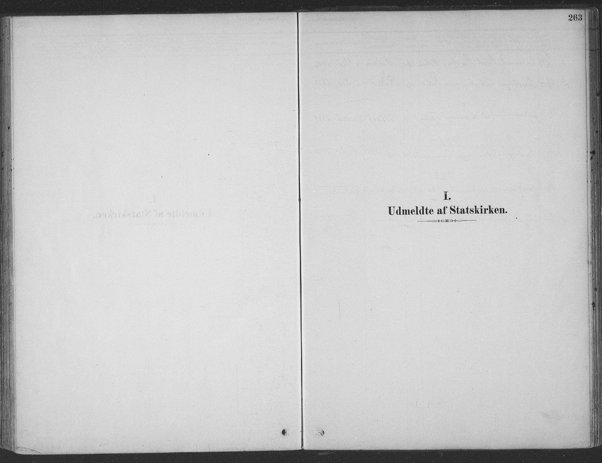 SAT, Ministerialprotokoller, klokkerbøker og fødselsregistre - Møre og Romsdal, 547/L0604: Parish register (official) no. 547A06, 1878-1906, p. 263