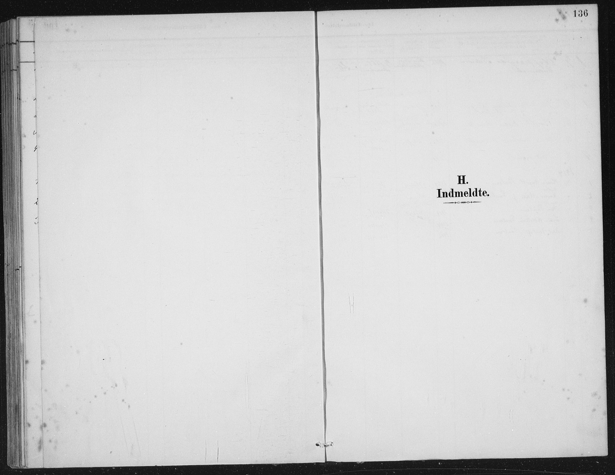 SAB, Kinn sokneprestembete, H/Haa/Haae/L0001: Parish register (official) no. E 1, 1890-1916, p. 136