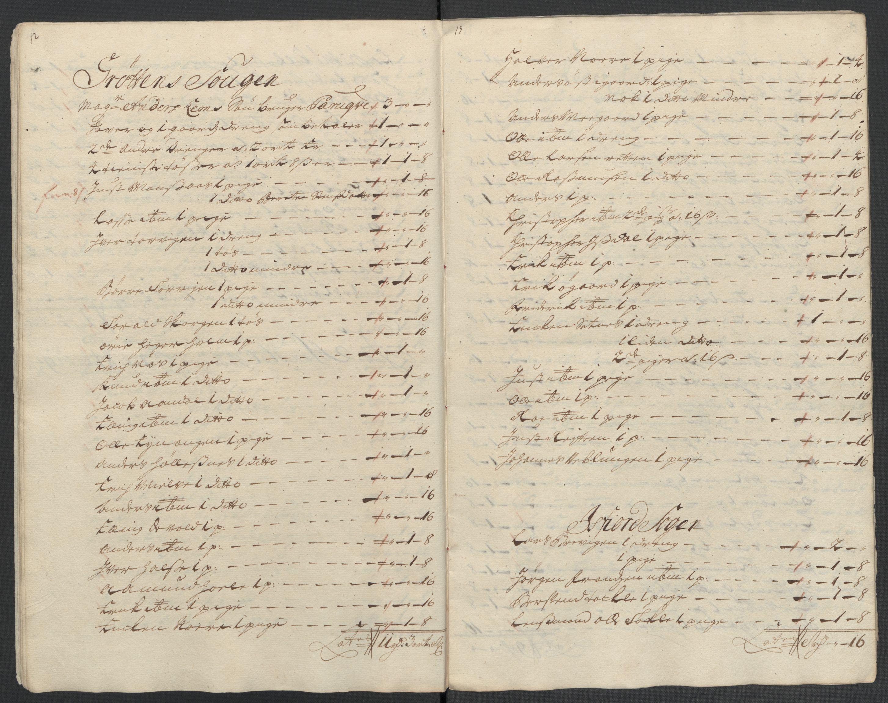 RA, Rentekammeret inntil 1814, Reviderte regnskaper, Fogderegnskap, R55/L3660: Fogderegnskap Romsdal, 1711, p. 137