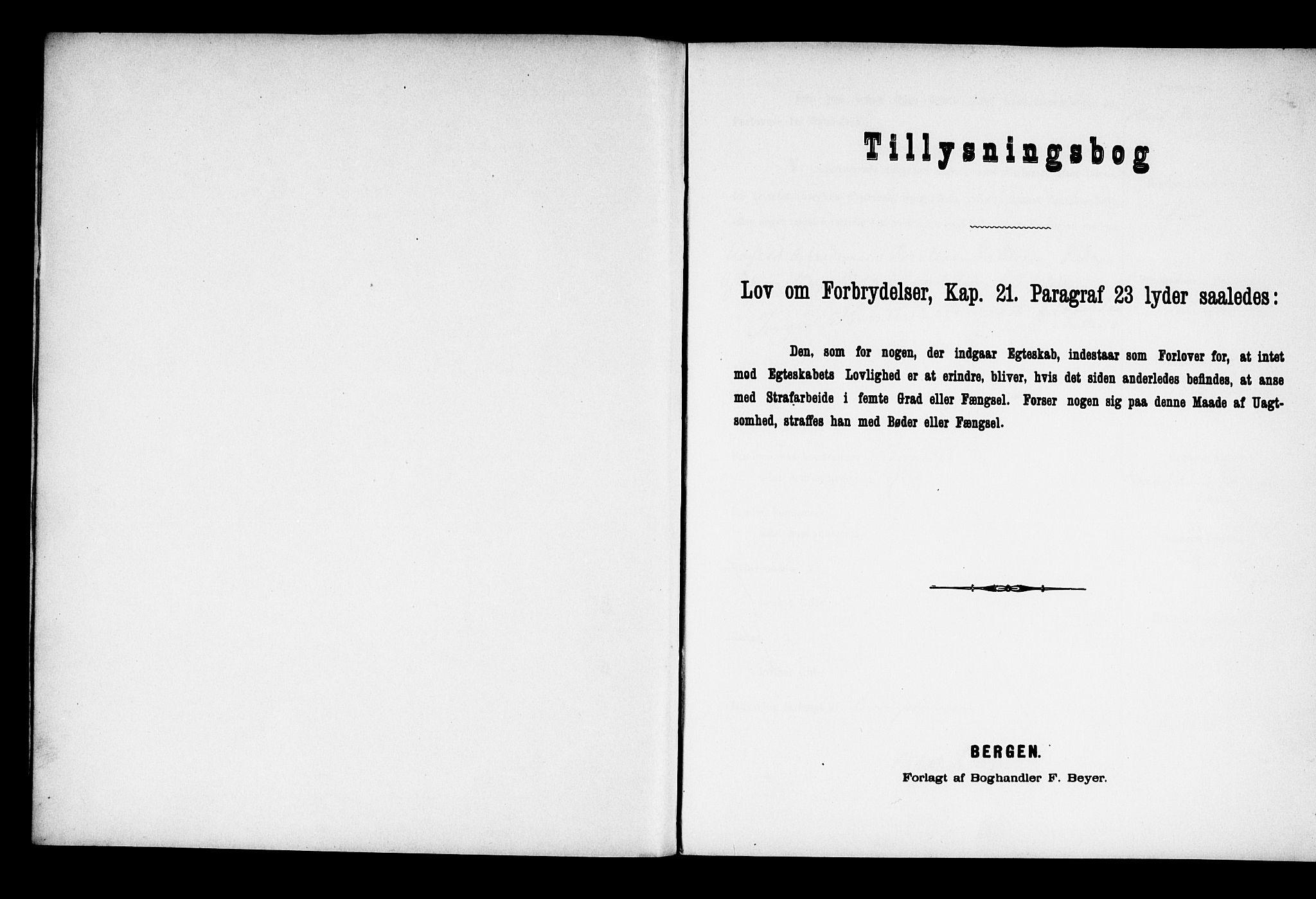 SAH, Ringebu prestekontor, Banns register no. 2, 1886-1894
