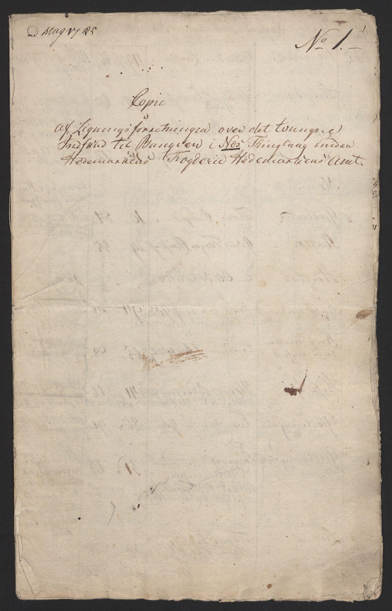 NOBA, Norges Bank/Sølvskatten 1816*, 1816-1817, p. 2