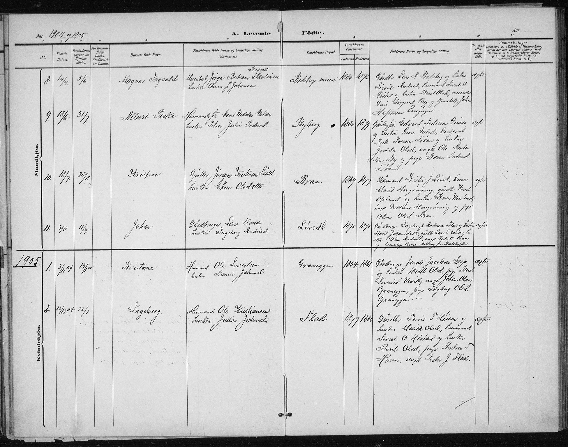 SAT, Ministerialprotokoller, klokkerbøker og fødselsregistre - Sør-Trøndelag, 612/L0380: Parish register (official) no. 612A12, 1898-1907