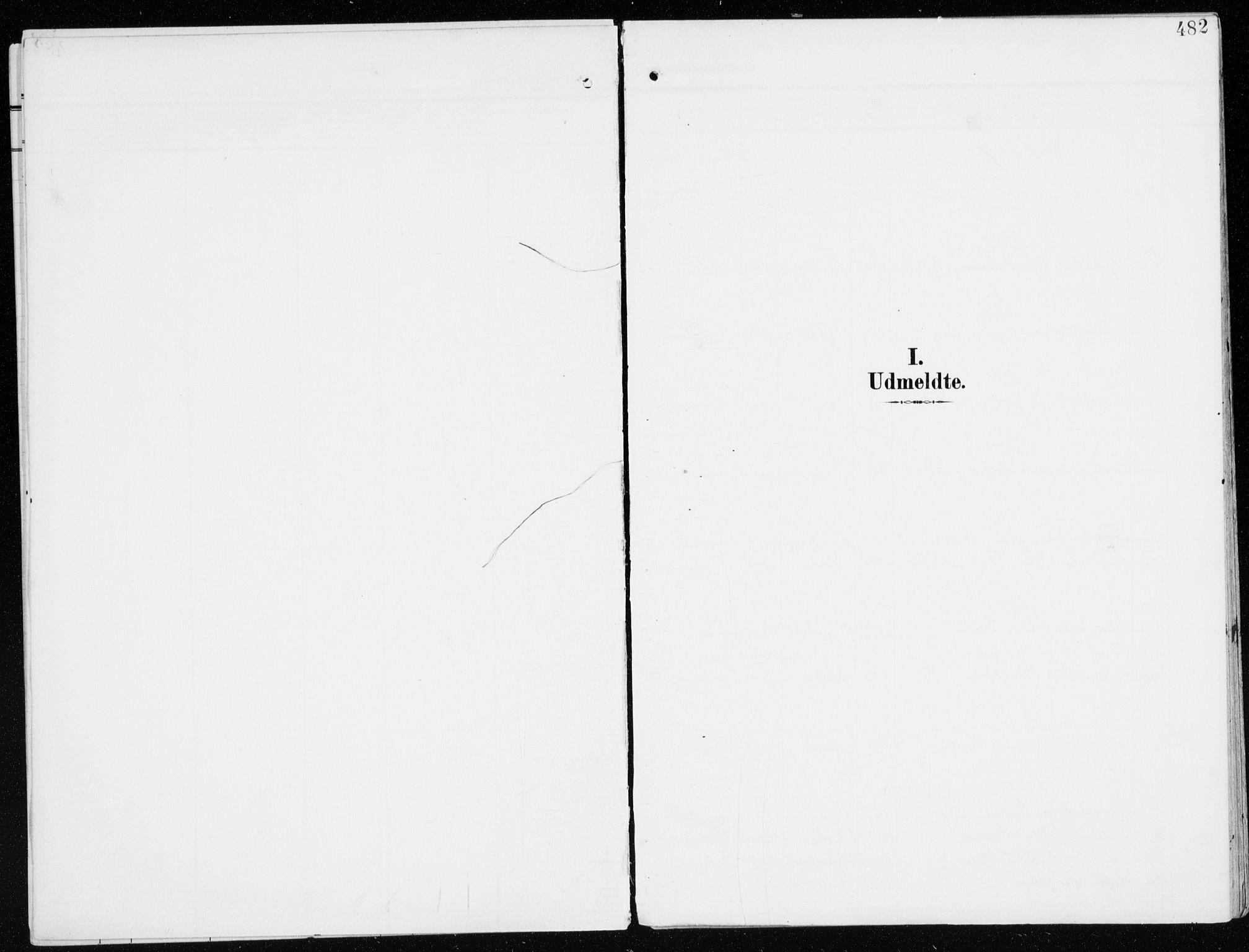 SAH, Furnes prestekontor, K/Ka/L0001: Parish register (official) no. 1, 1907-1935, p. 482