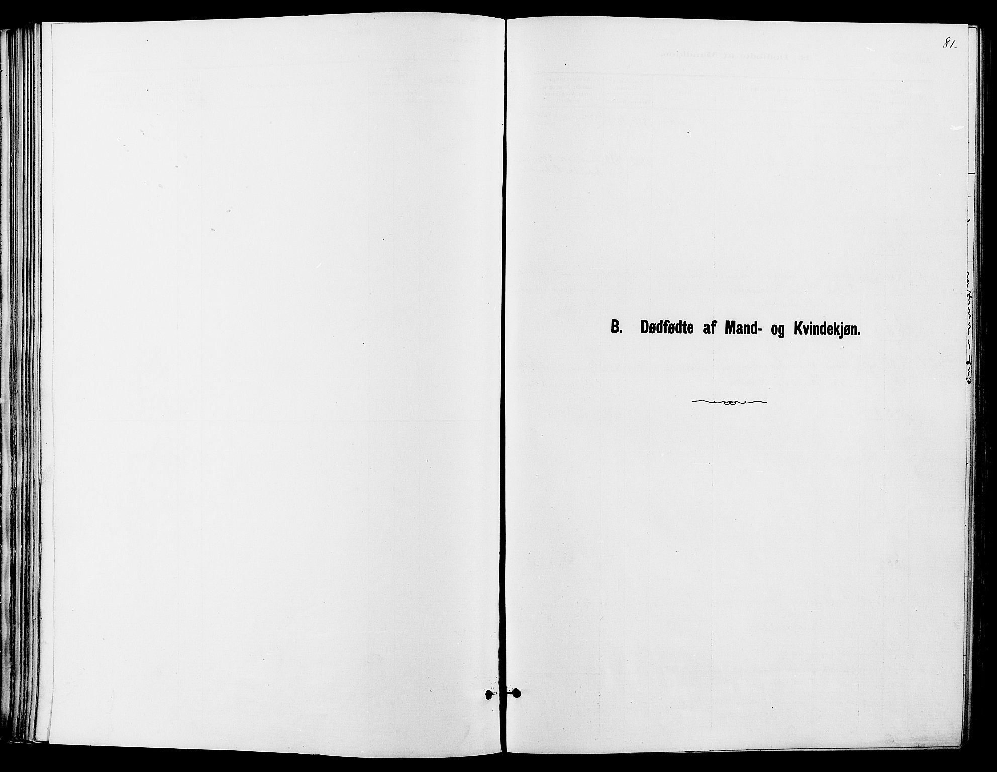 SAH, Dovre prestekontor, Parish register (official) no. 2, 1879-1890, p. 81