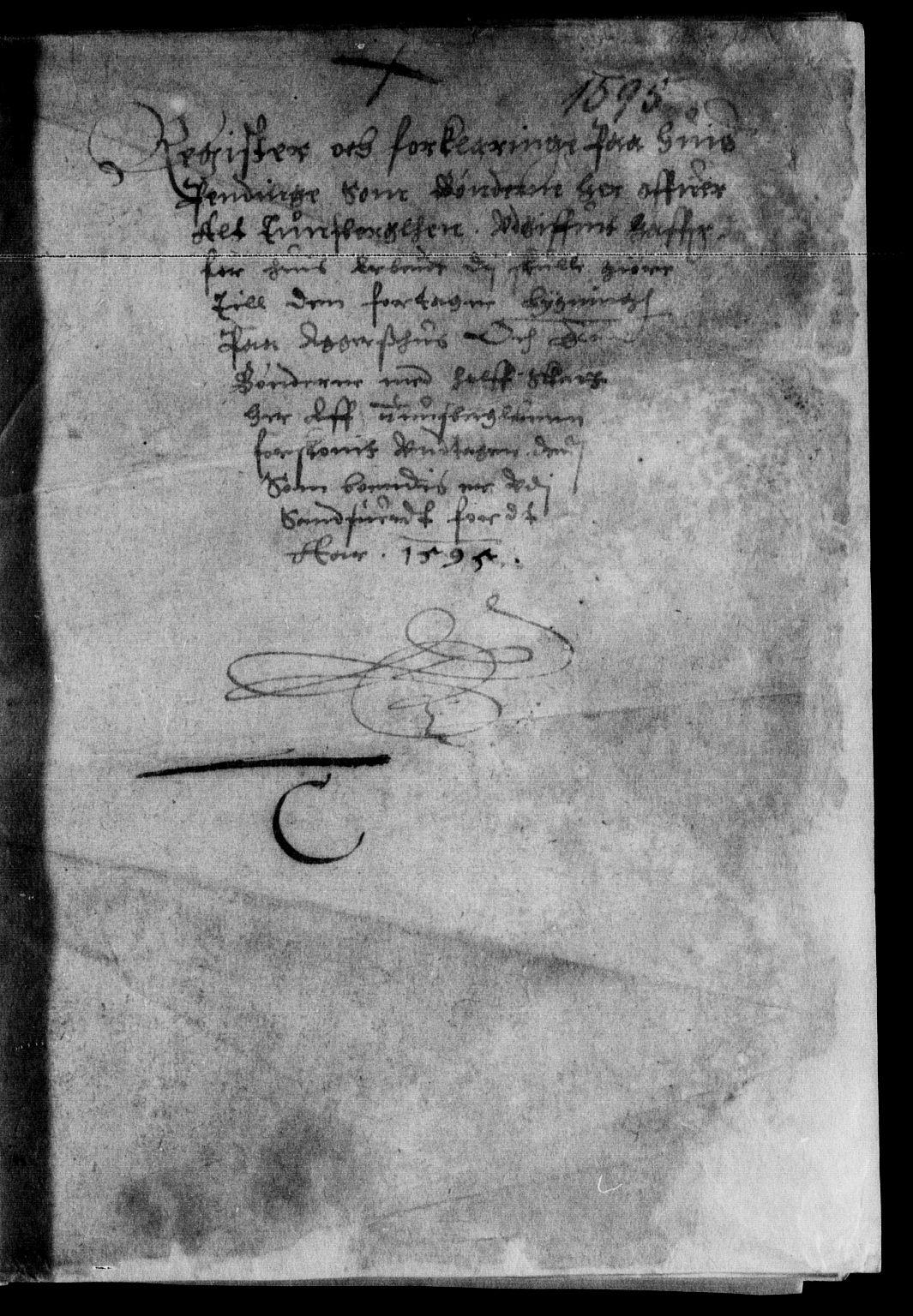 RA, Rentekammeret inntil 1814, Reviderte regnskaper, Lensregnskaper, R/Rb/Rba/L0012: Akershus len, 1576-1601