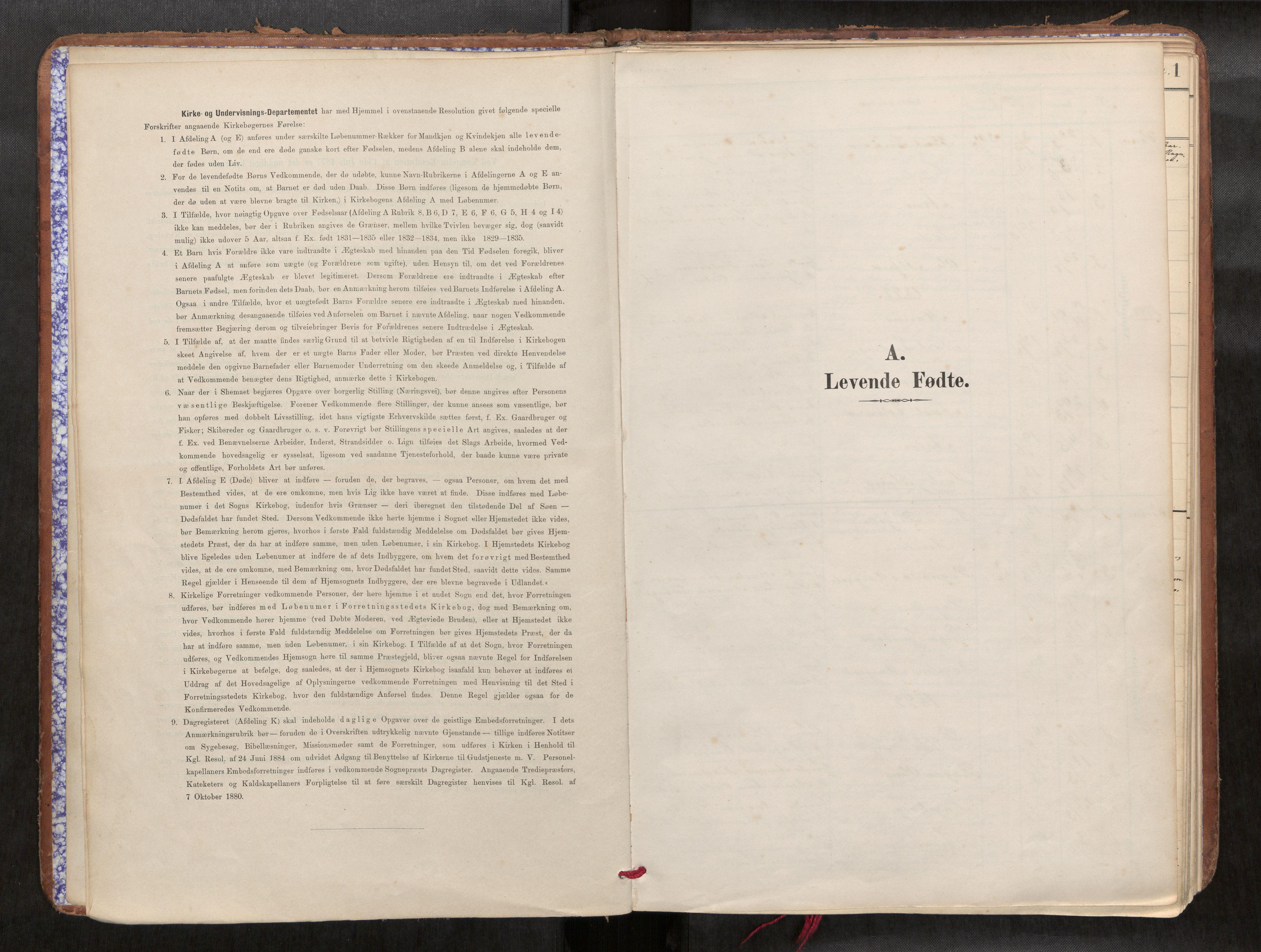 SAT, Verdal sokneprestkontor*, Parish register (official) no. 1, 1891-1907