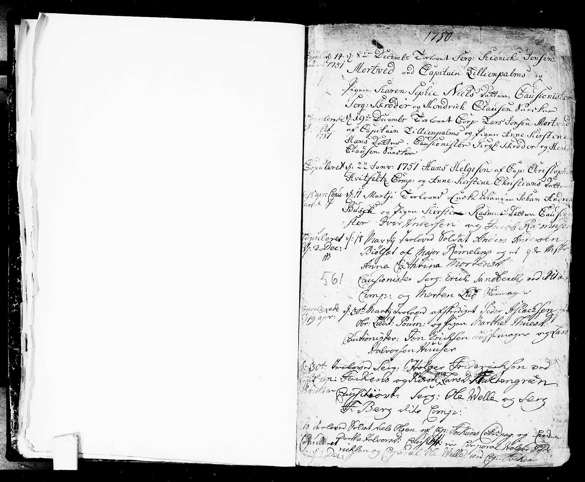 SAO, Fredrikstad prestekontor Kirkebøker, F/Fa/L0002: Parish register (official) no. 2, 1750-1804