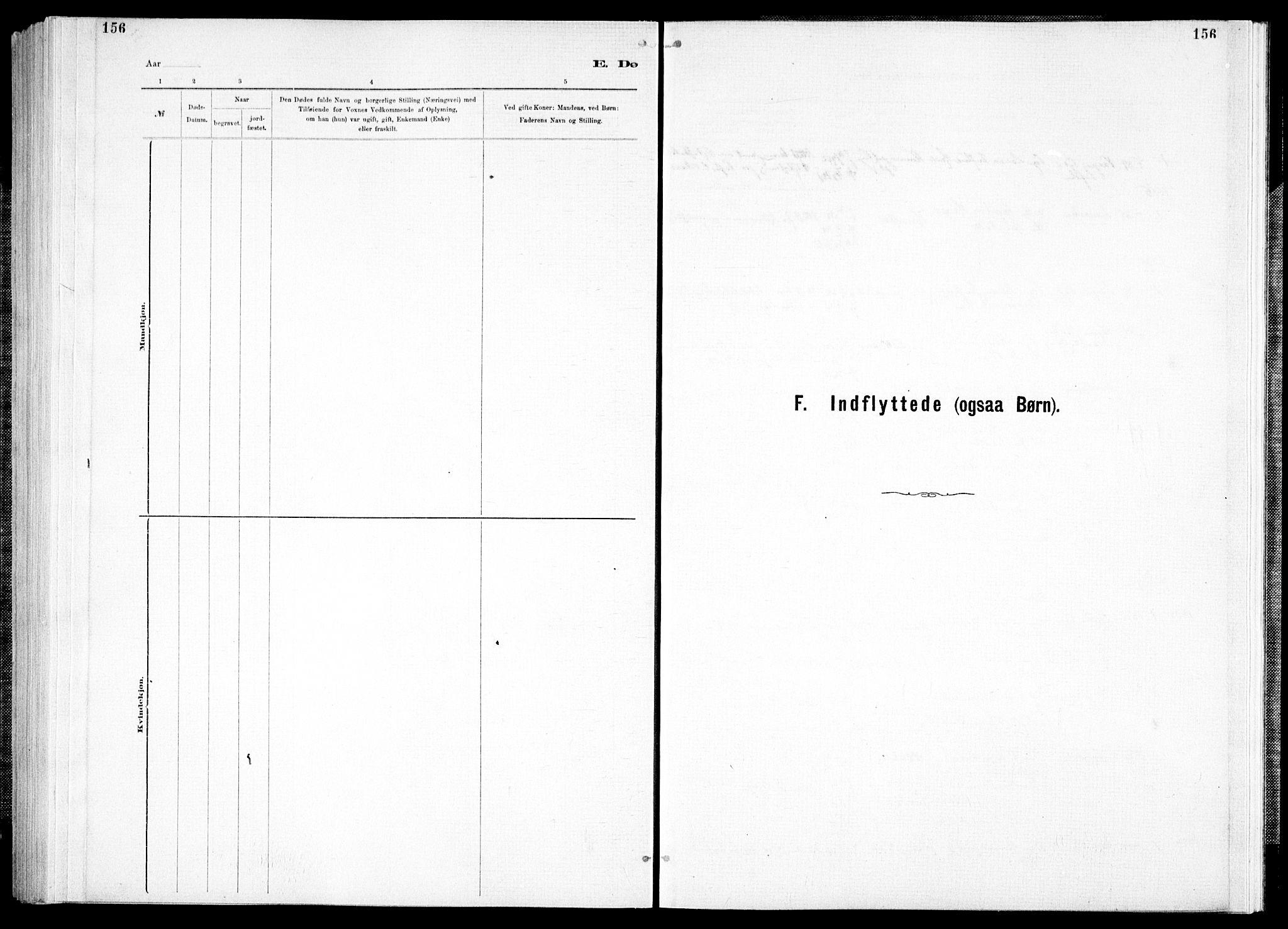 SAT, Ministerialprotokoller, klokkerbøker og fødselsregistre - Nord-Trøndelag, 733/L0325: Parish register (official) no. 733A04, 1884-1908, p. 156
