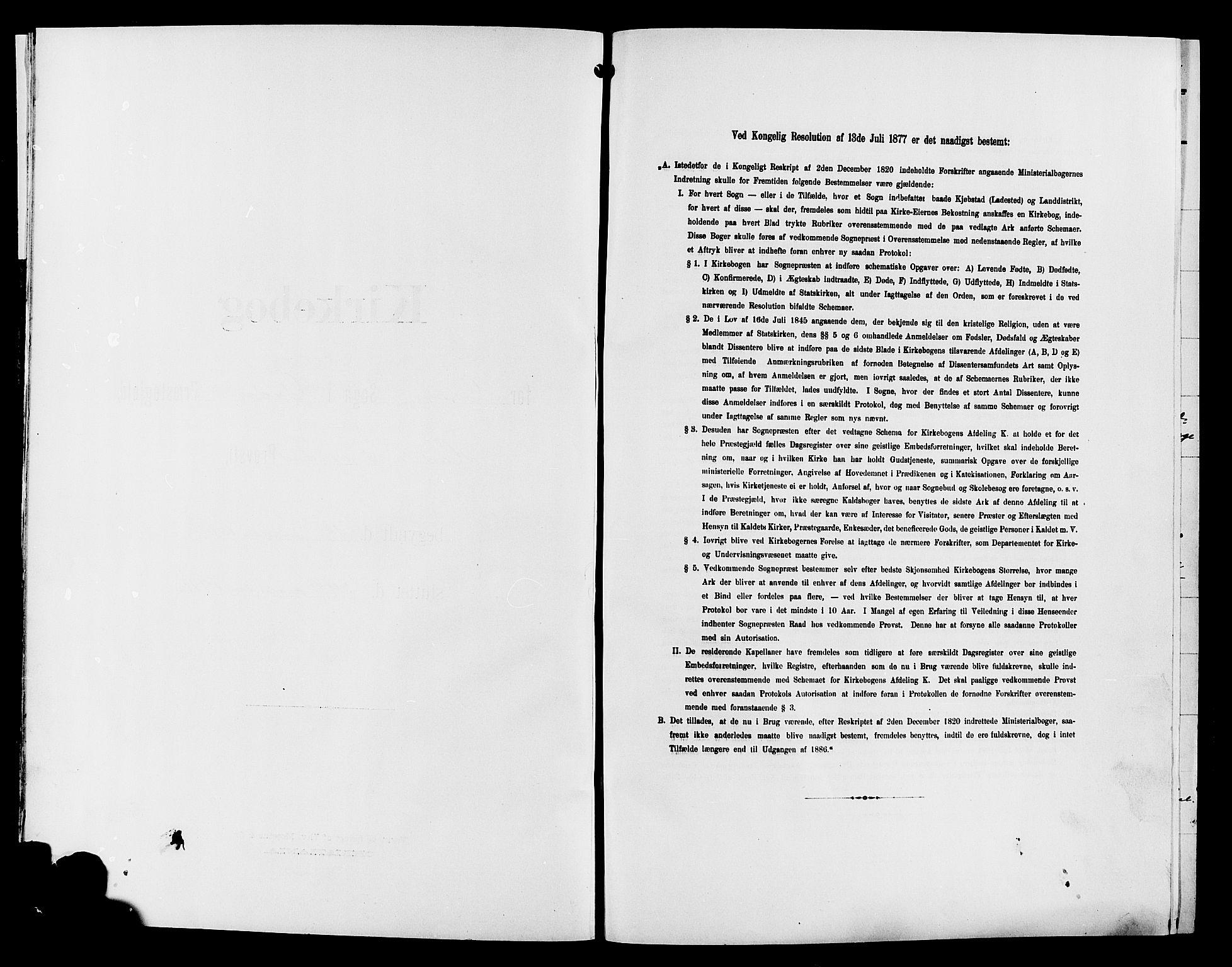 SAH, Gran prestekontor, Parish register (copy) no. 6, 1901-1911