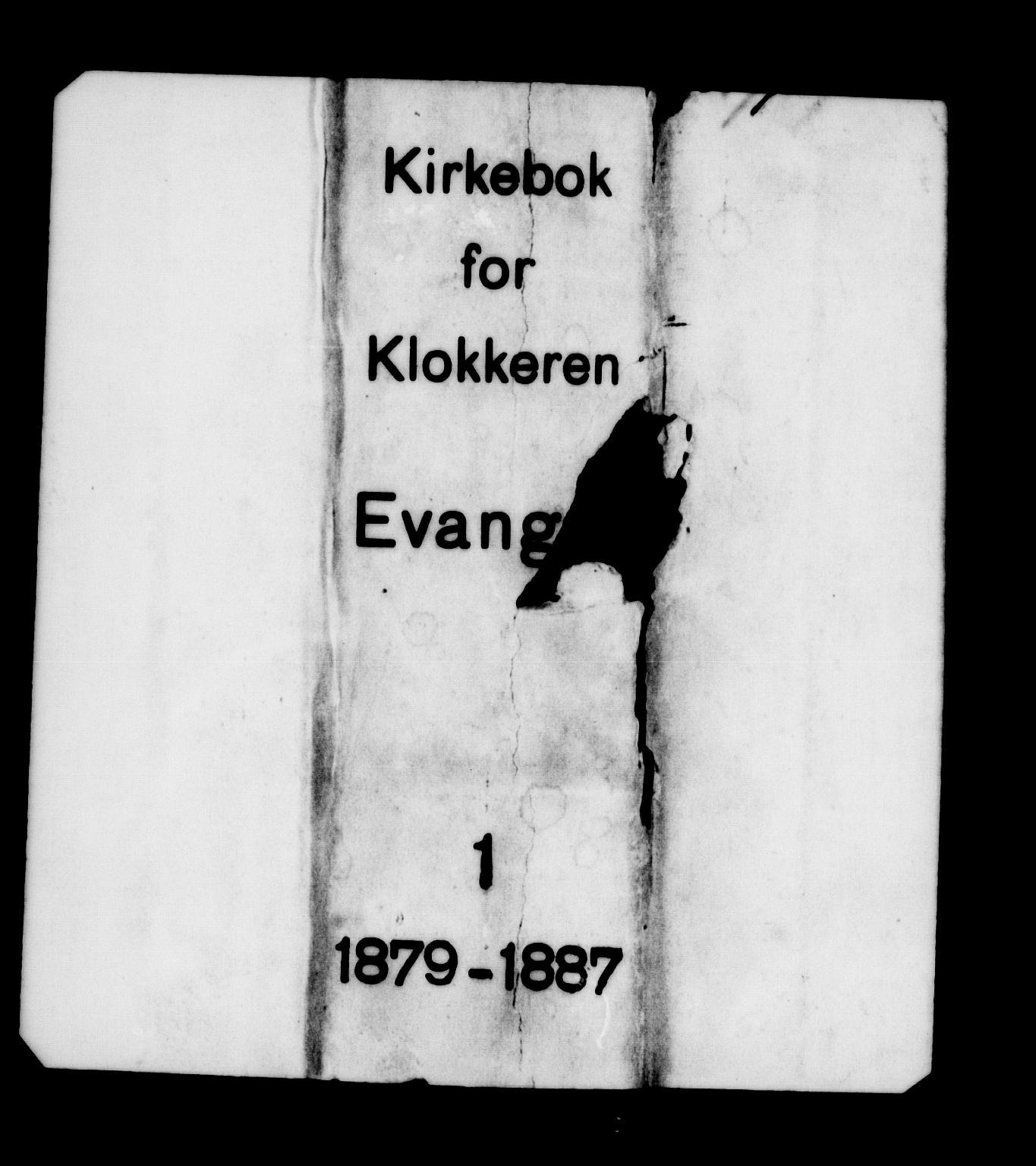 SAB, Evanger sokneprestembete*, Parish register (copy) no. A 3, 1875-1887