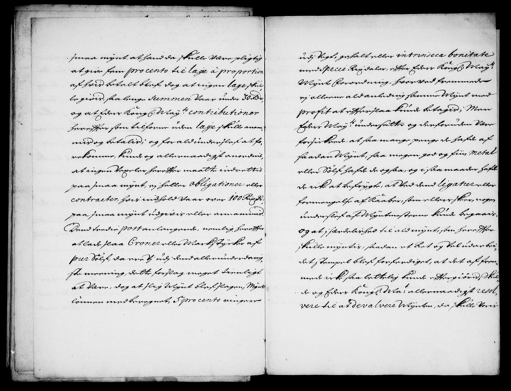 RA, Danske Kanselli, Skapsaker, G/L0019: Tillegg til skapsakene, 1616-1753, p. 339