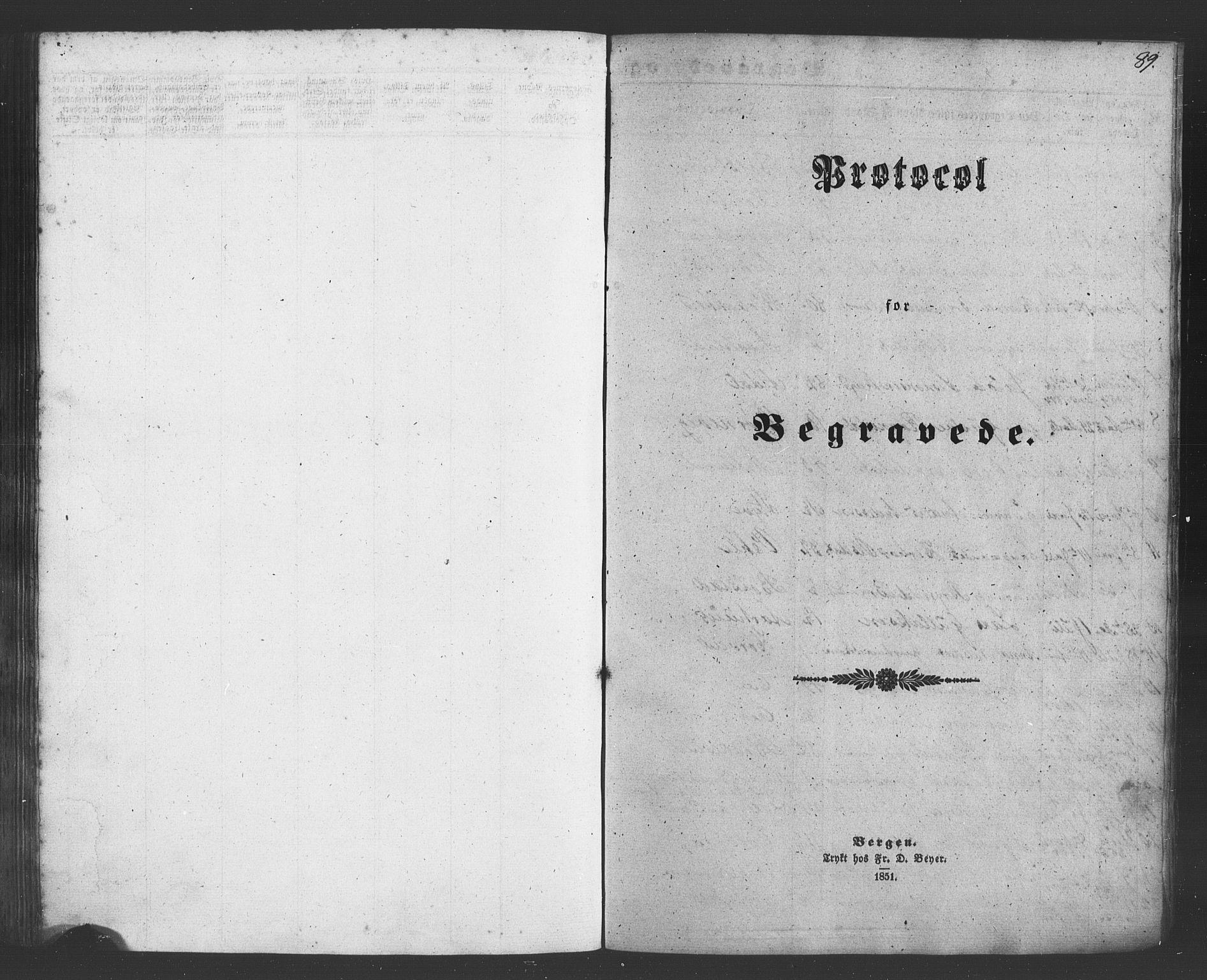 SAB, Evanger sokneprestembete*, Parish register (copy) no. A 1, 1855-1864, p. 89