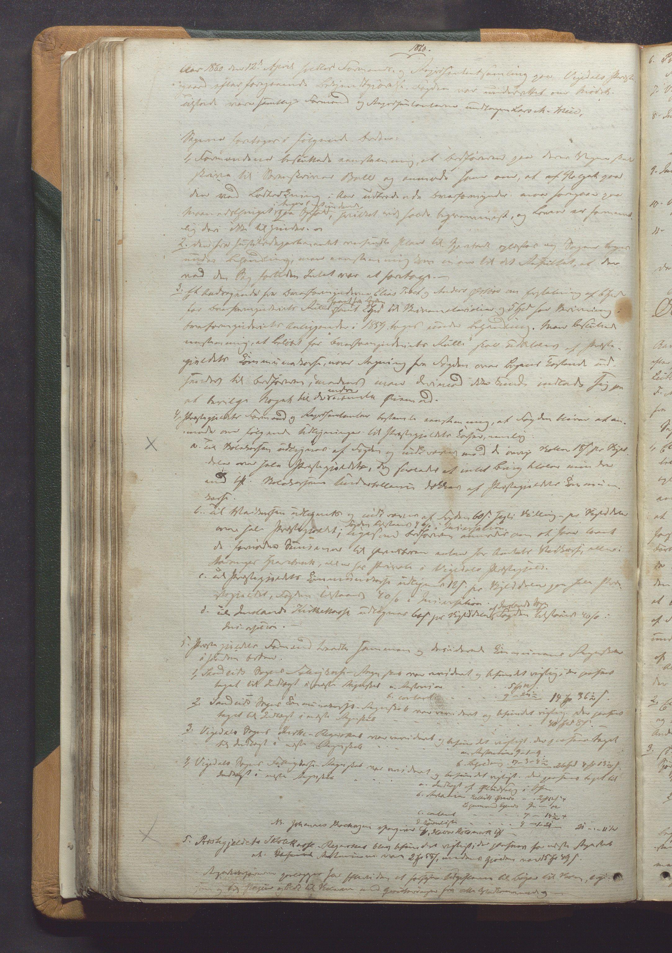IKAR, Vikedal kommune - Formannskapet, Aaa/L0001: Møtebok, 1837-1874, p. 130b