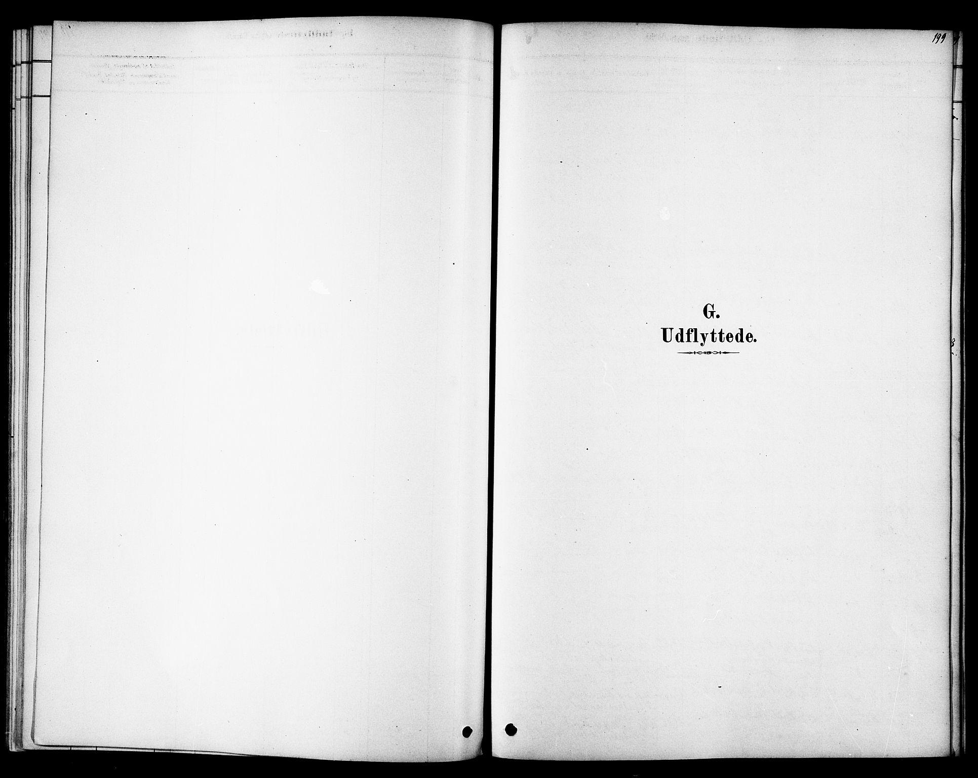 SAT, Ministerialprotokoller, klokkerbøker og fødselsregistre - Sør-Trøndelag, 692/L1105: Parish register (official) no. 692A05, 1878-1890, p. 199