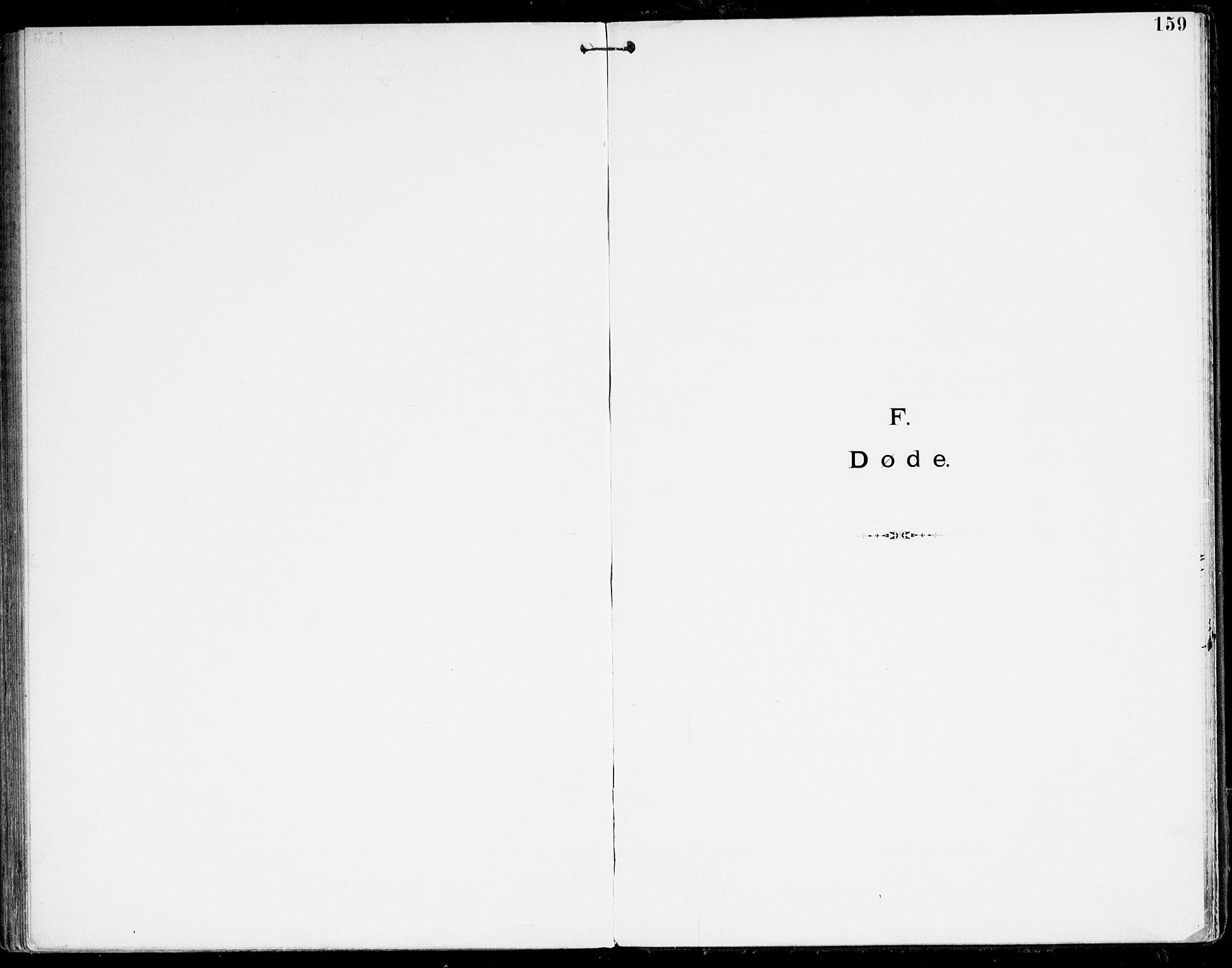 SAK, Den evangelisk-lutherske frikirke, Kristiansand, F/Fa/L0003: Dissenter register no. F 11, 1892-1925, p. 159