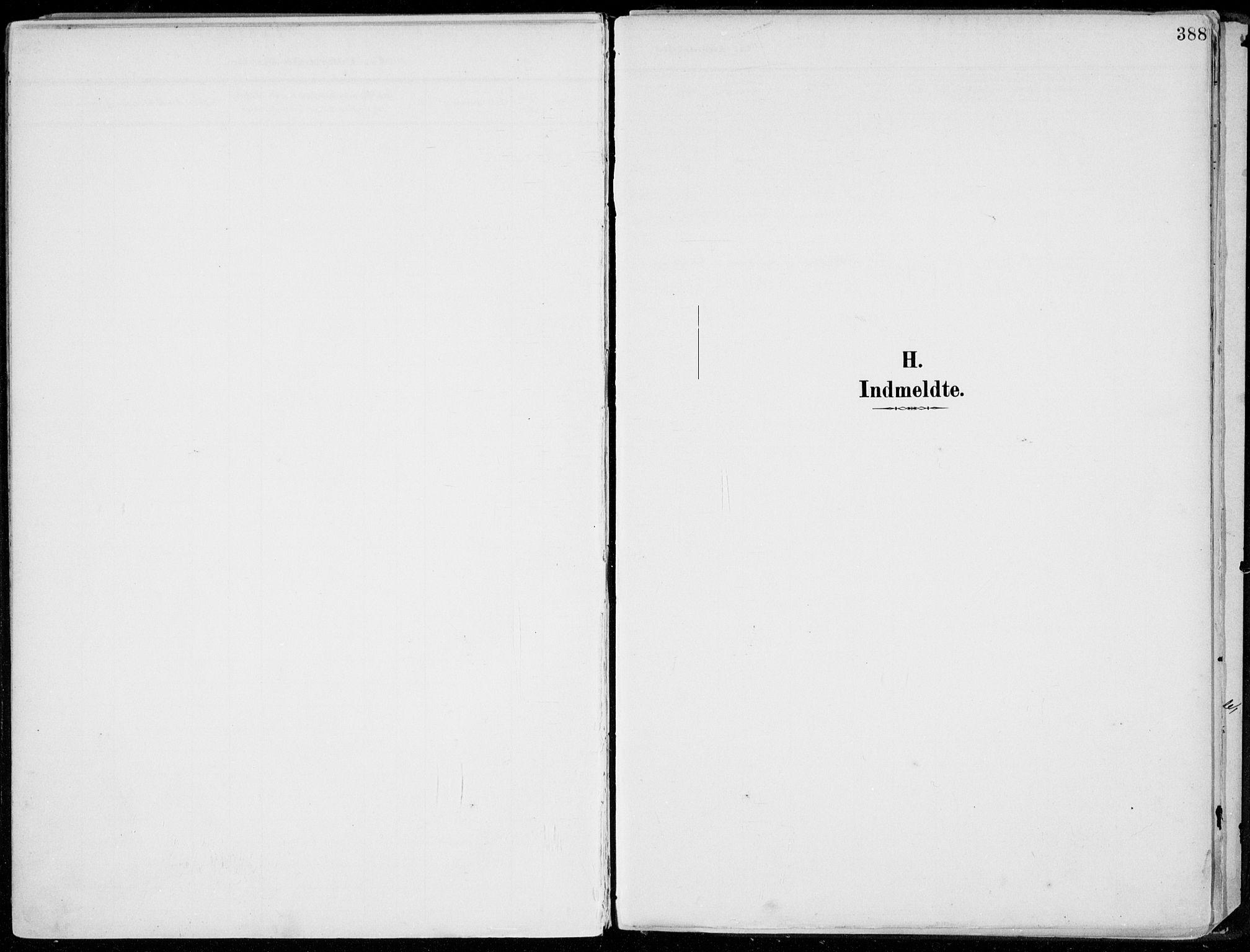 SAH, Lillehammer prestekontor, H/Ha/Haa/L0001: Parish register (official) no. 1, 1901-1916, p. 388
