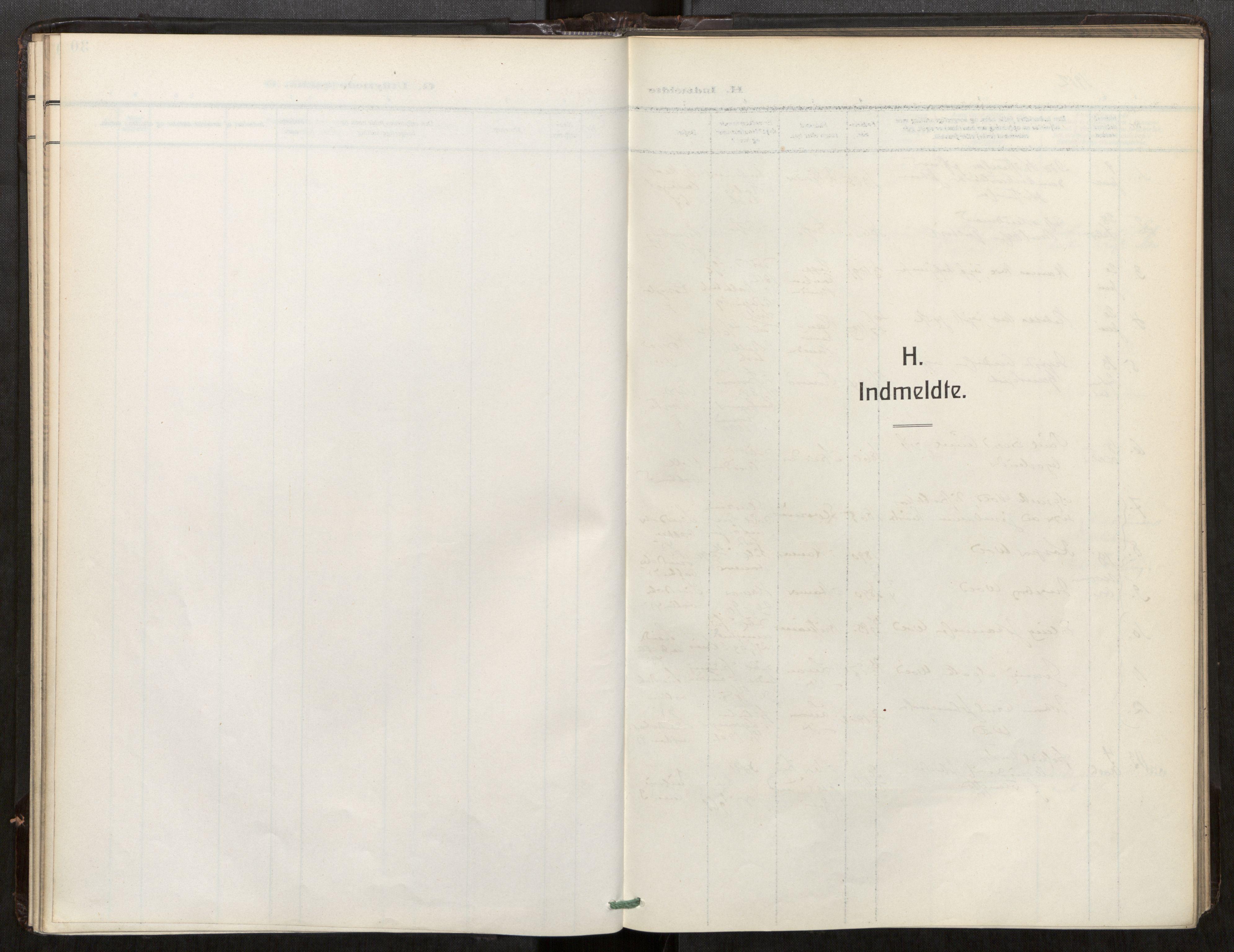 SAT, Bakklandet sokneprestkontor, Parish register (official) no. 604A32, 1912-1919
