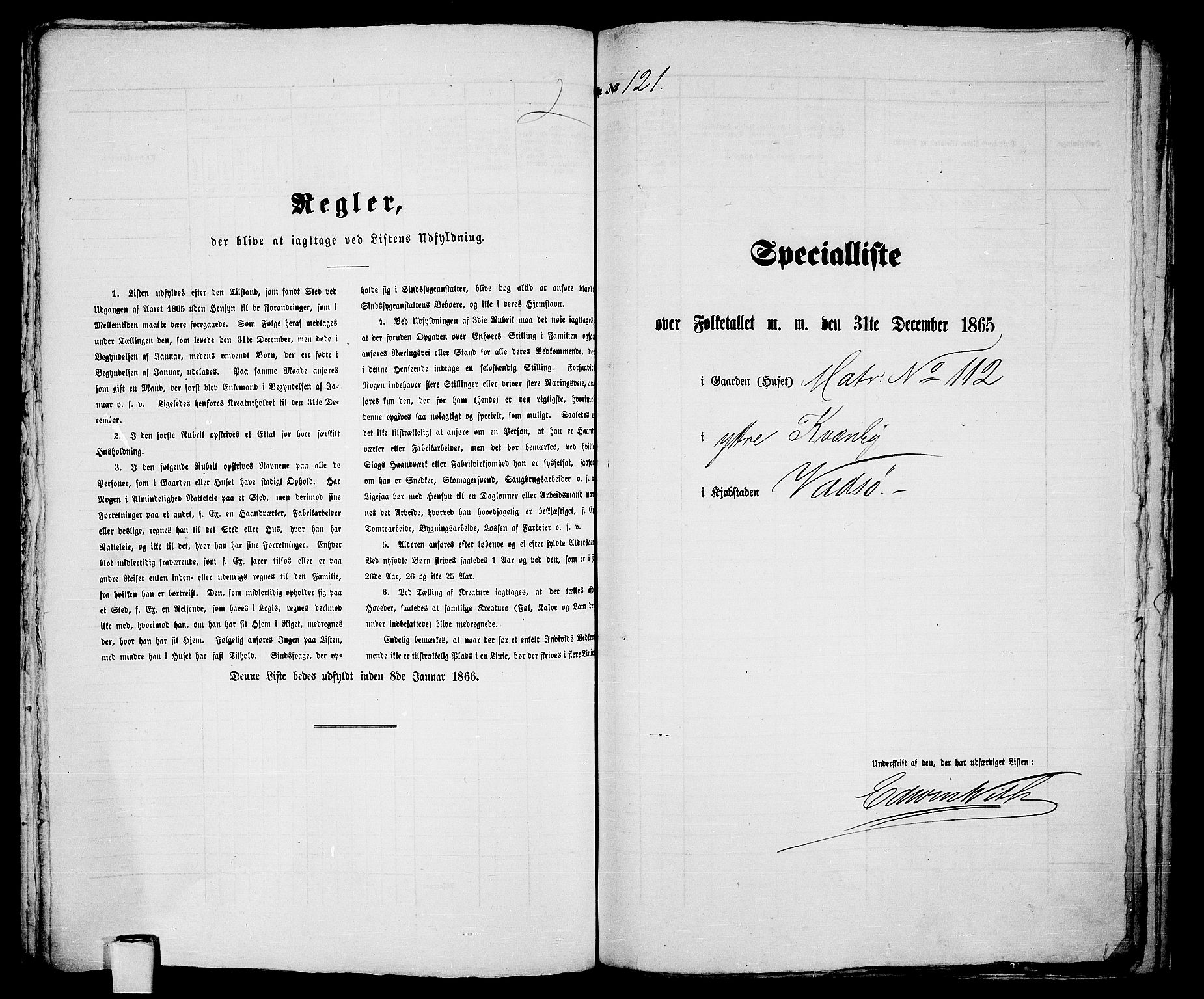 RA, 1865 census for Vadsø/Vadsø, 1865, p. 248