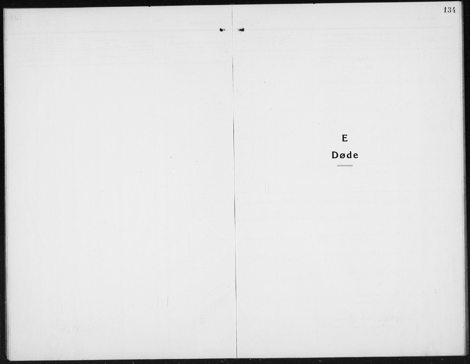 SAH, Kolbu prestekontor, Parish register (copy) no. 6, 1916-1934, p. 134
