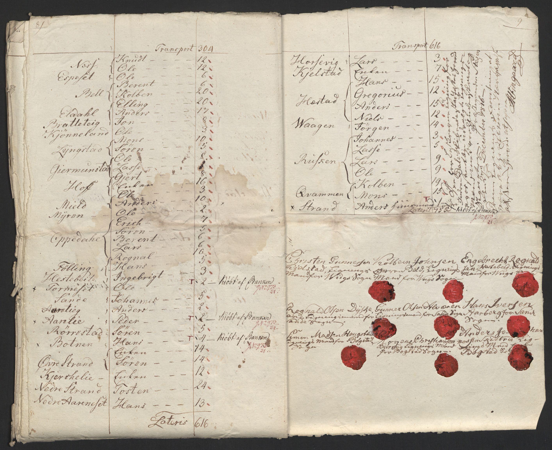 NOBA, Norges Bank/Sølvskatten 1816*, 1816-1828, p. 147