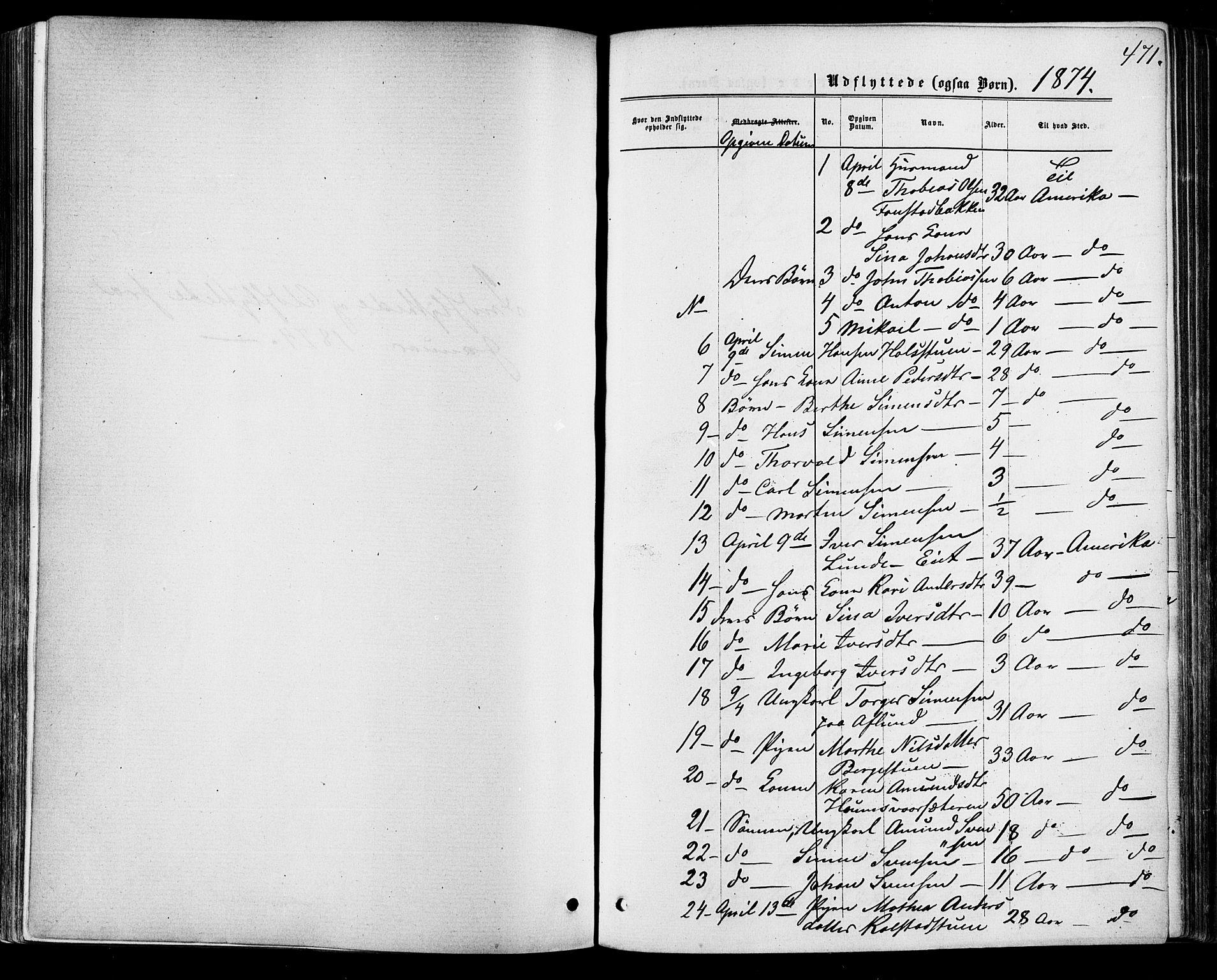 SAH, Østre Gausdal prestekontor, Parish register (official) no. 1, 1874-1886, p. 471
