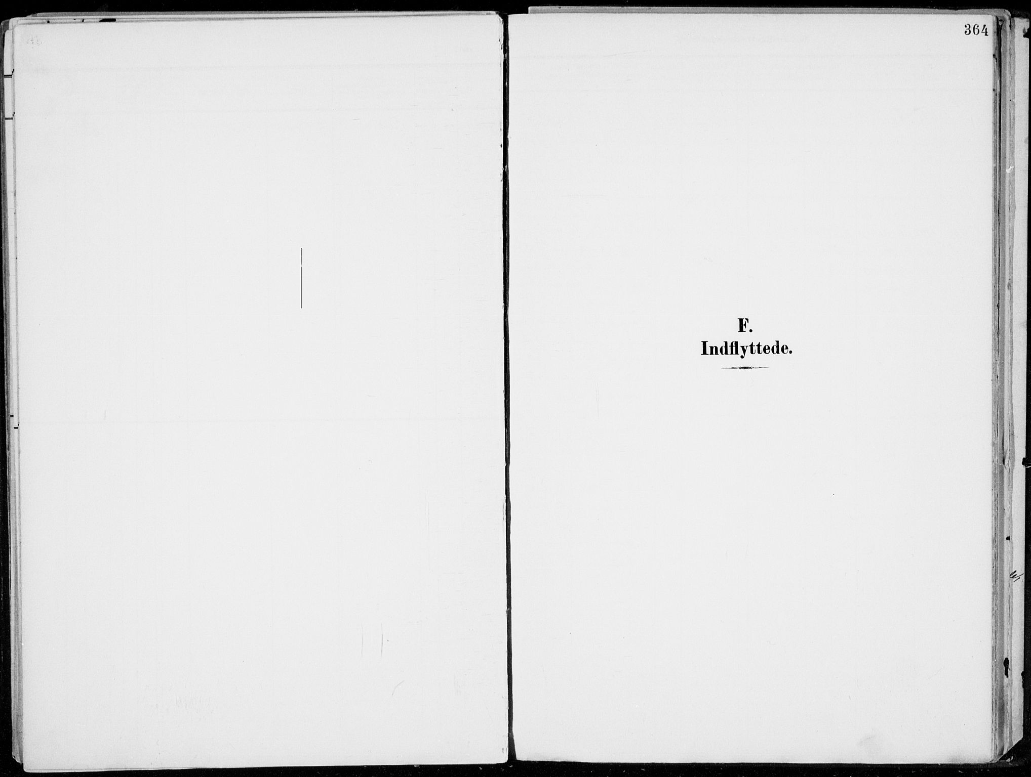 SAH, Lillehammer prestekontor, H/Ha/Haa/L0001: Parish register (official) no. 1, 1901-1916, p. 364