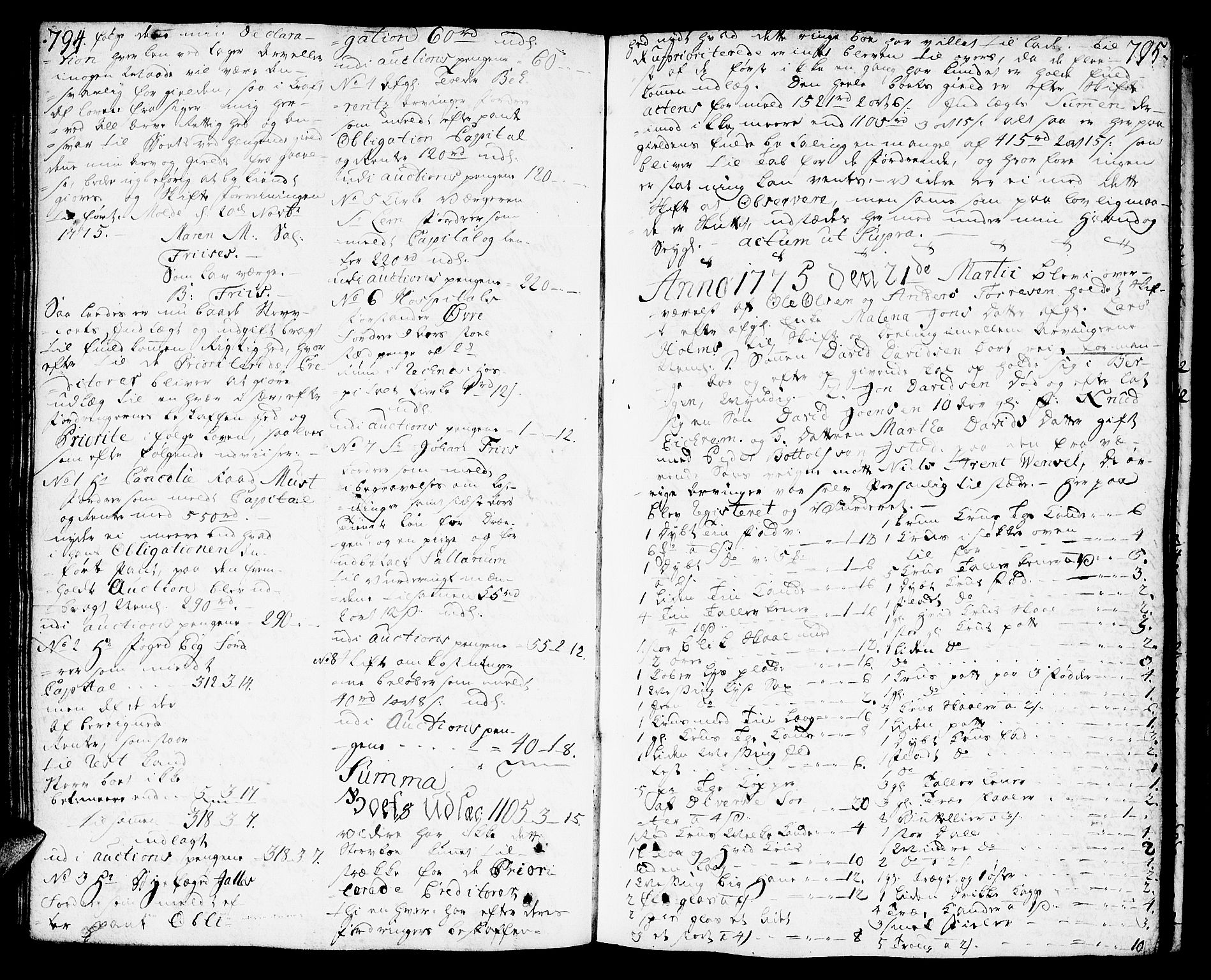 SAT, Molde byfogd, 3/3Aa/L0002: Skifteprotokoll, 1768-1787, p. 794-795