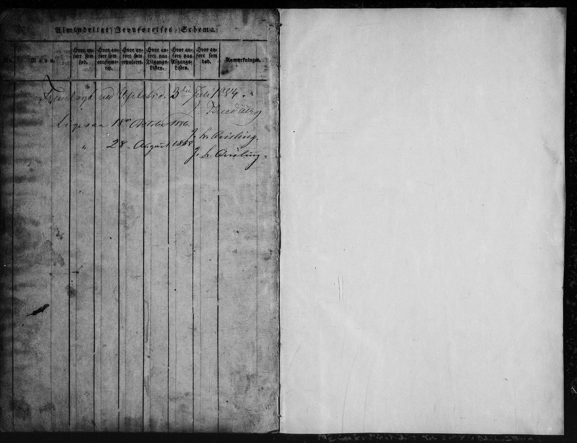 SAKO, Rauland kirkebøker, G/Gb/L0001: Parish register (copy) no. II 1, 1815-1886