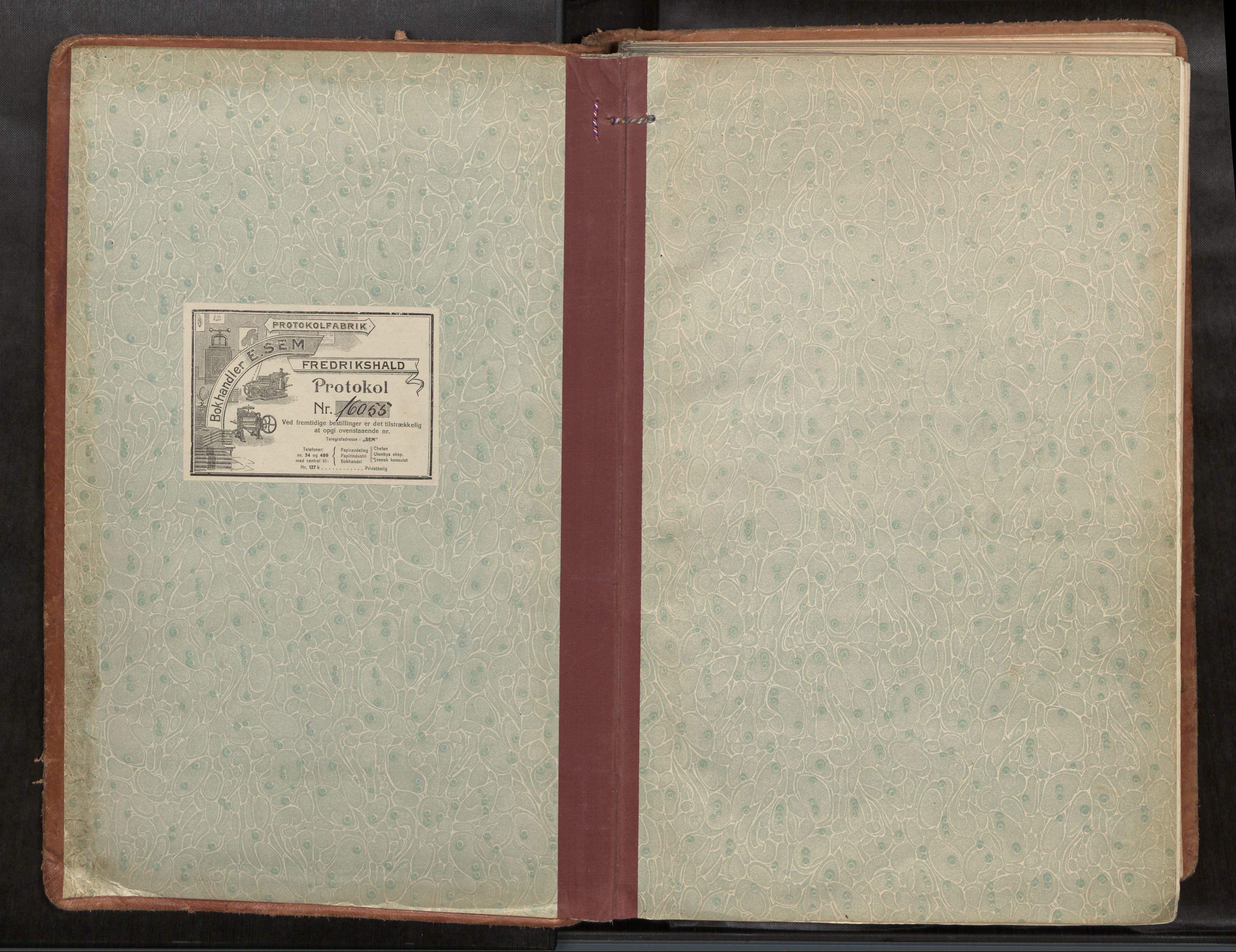 SAT, Verdal sokneprestkontor*, Parish register (official) no. 1, 1916-1928