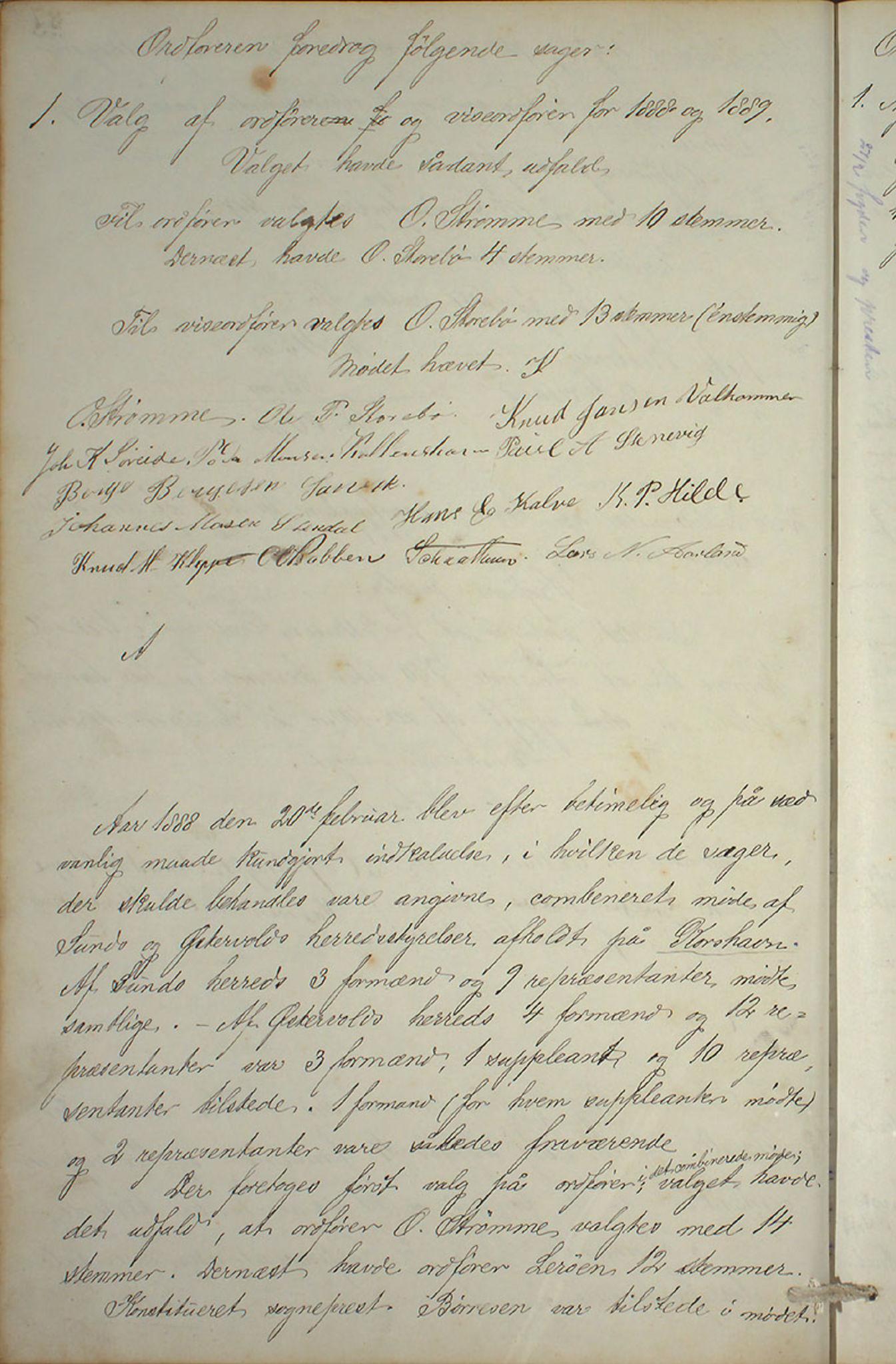 IKAH, Austevoll kommune. Formannskapet, A/Aa/L0001: Østervolds Herredsforhandlings-protokoll, 1886-1900, p. 55