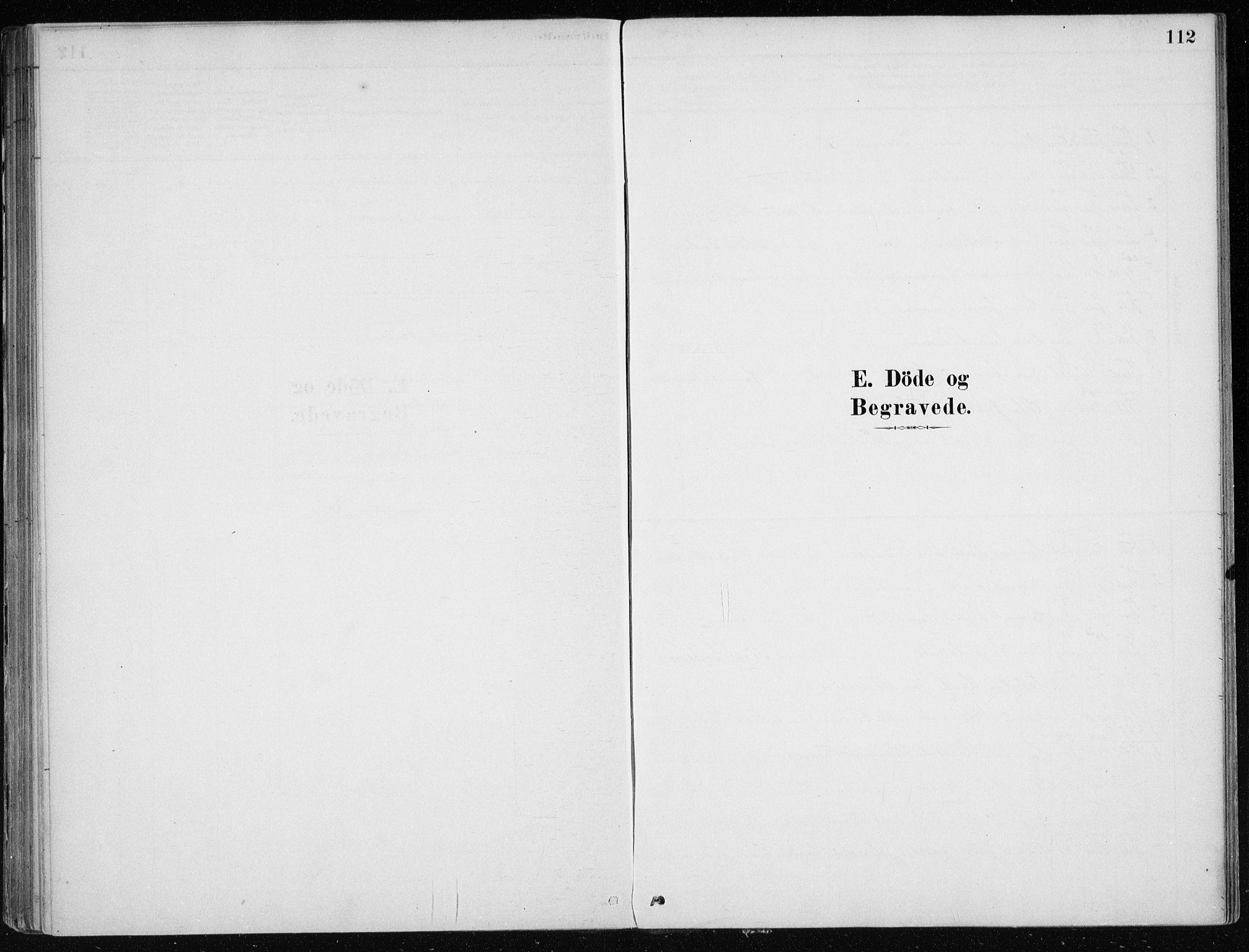 SAB, Sogndal Sokneprestembete, H/Haa/Haac/L0001: Parish register (official) no. C 1, 1878-1907, p. 112