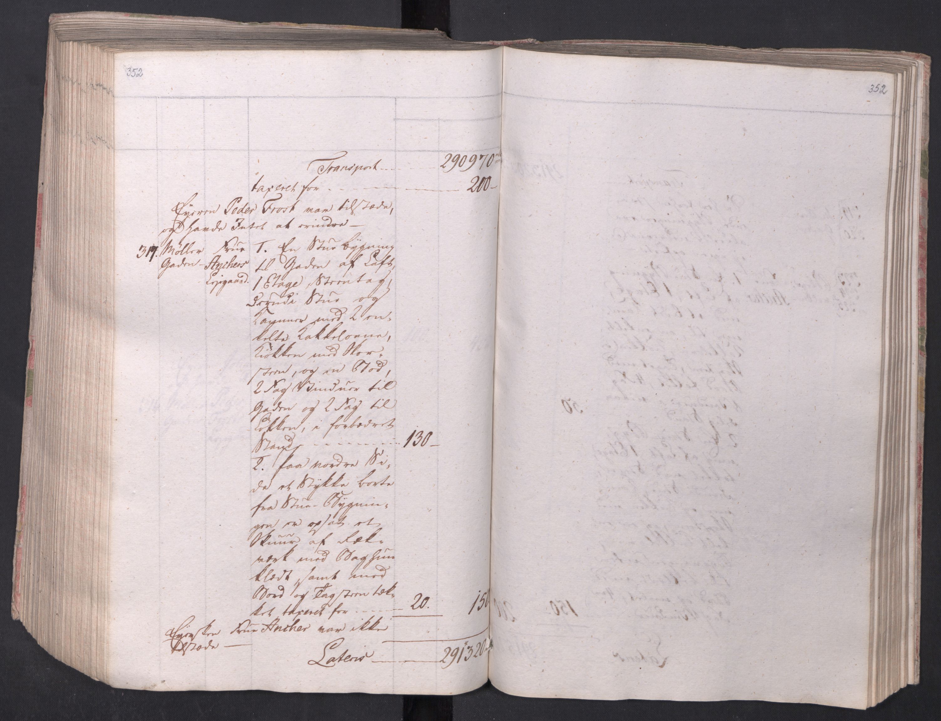 SAO, Kristiania stiftamt, I/Ia/L0015: Branntakster, 1797, p. 352