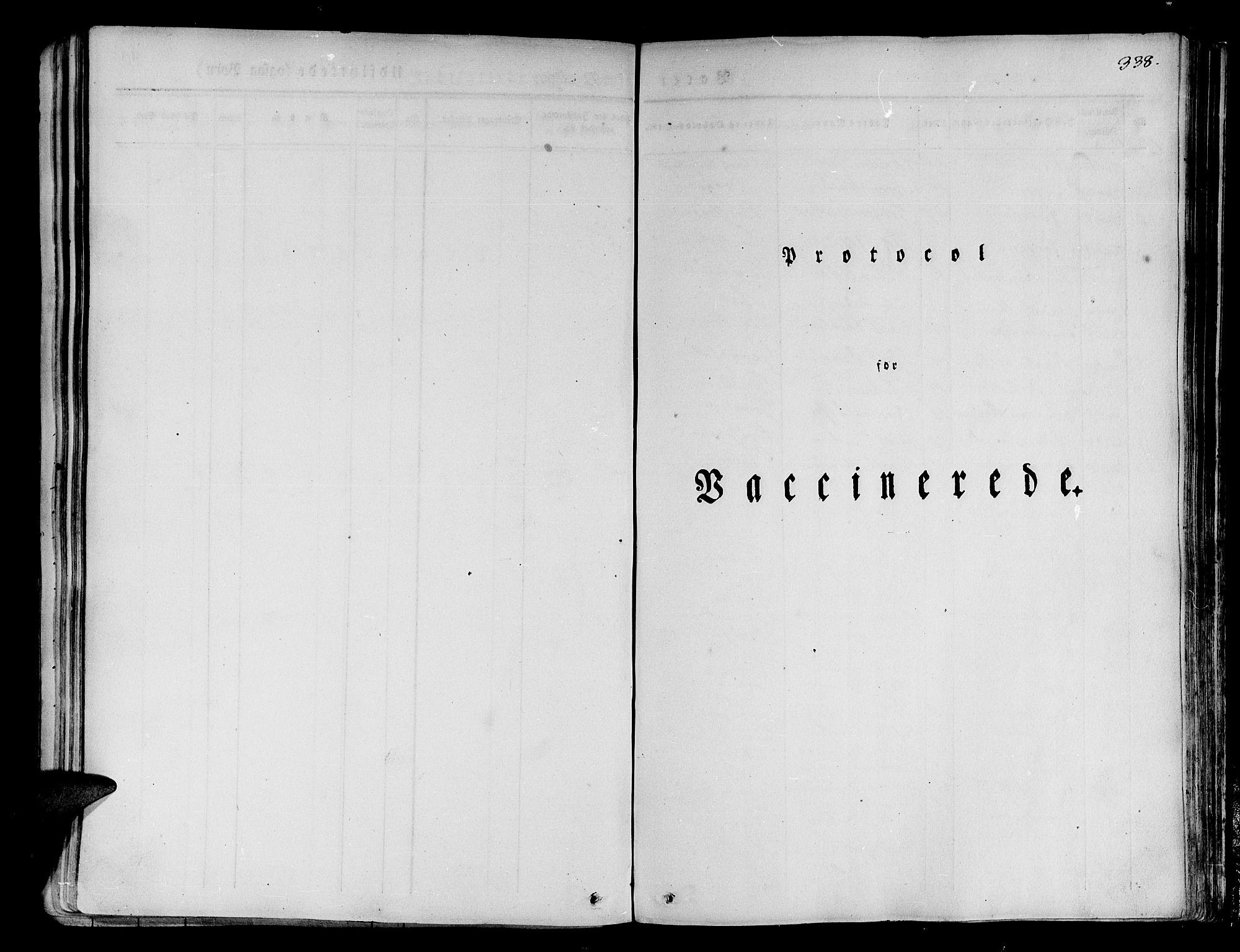 SATØ, Tranøy sokneprestkontor, I/Ia/Iaa/L0005kirke: Parish register (official) no. 5, 1829-1844, p. 338