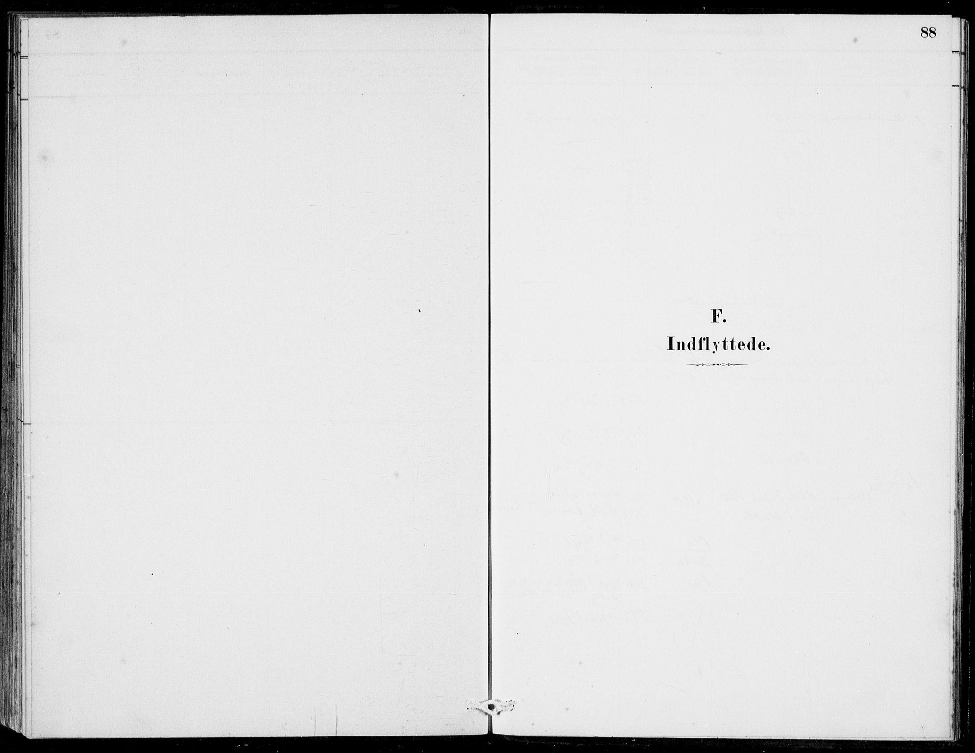 SAB, Hosanger Sokneprestembete, H/Haa: Parish register (official) no. C  1, 1880-1900, p. 88