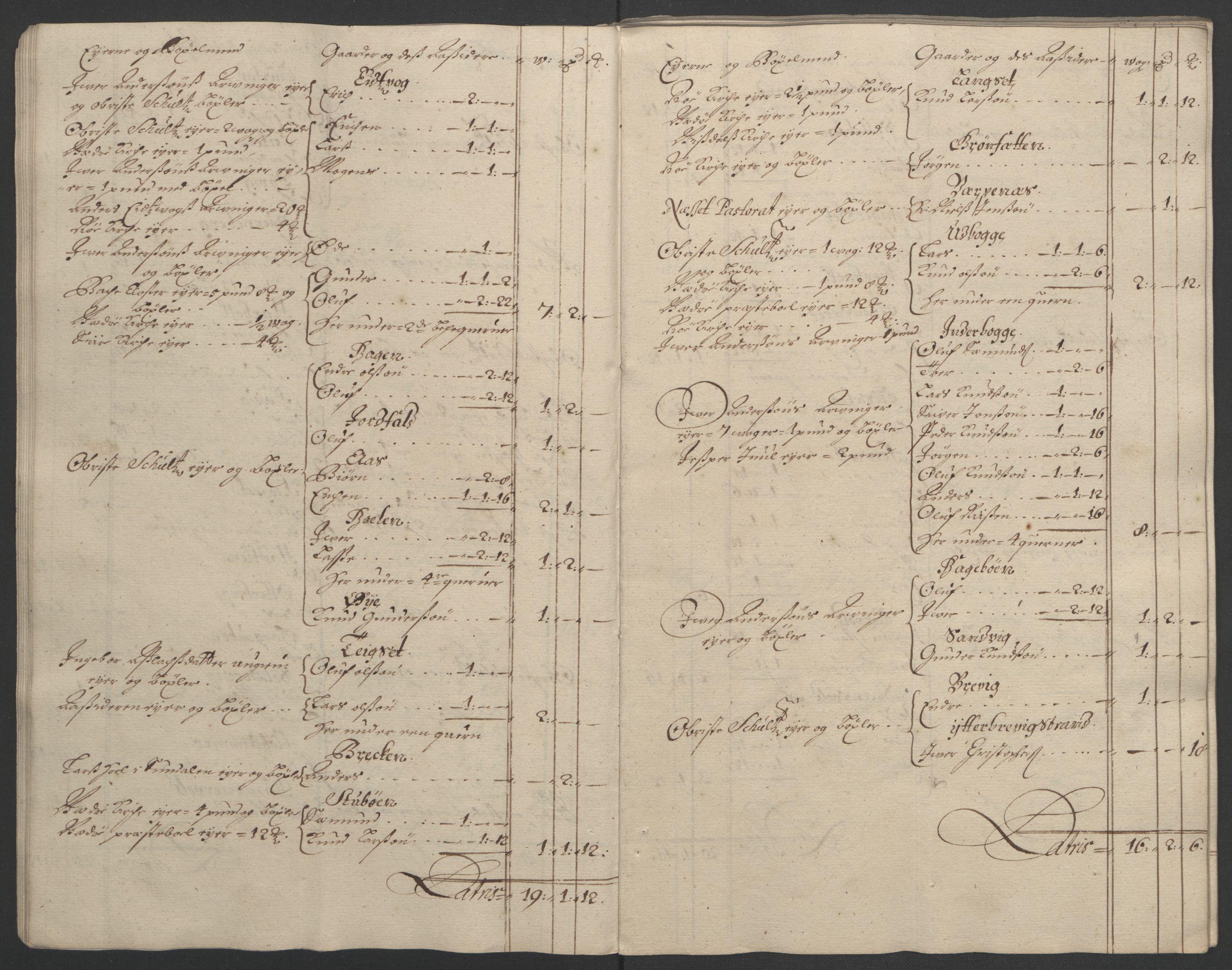 RA, Rentekammeret inntil 1814, Reviderte regnskaper, Fogderegnskap, R55/L3649: Fogderegnskap Romsdal, 1690-1691, p. 209