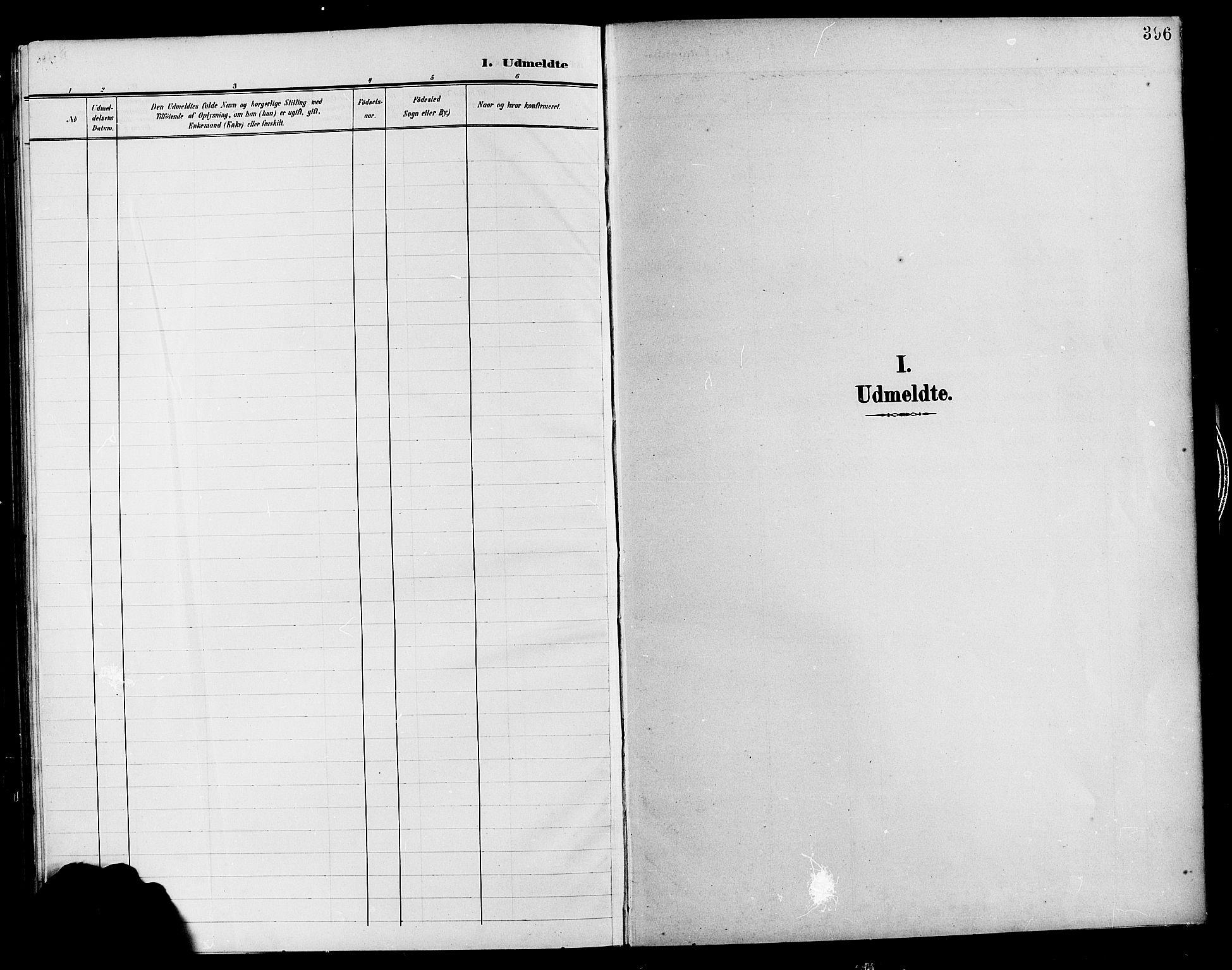 SAH, Lillehammer prestekontor, H/Ha/Hab/L0001: Parish register (copy) no. 1, 1901-1913, p. 396
